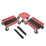 Sled Wheel Kit w/ Strap