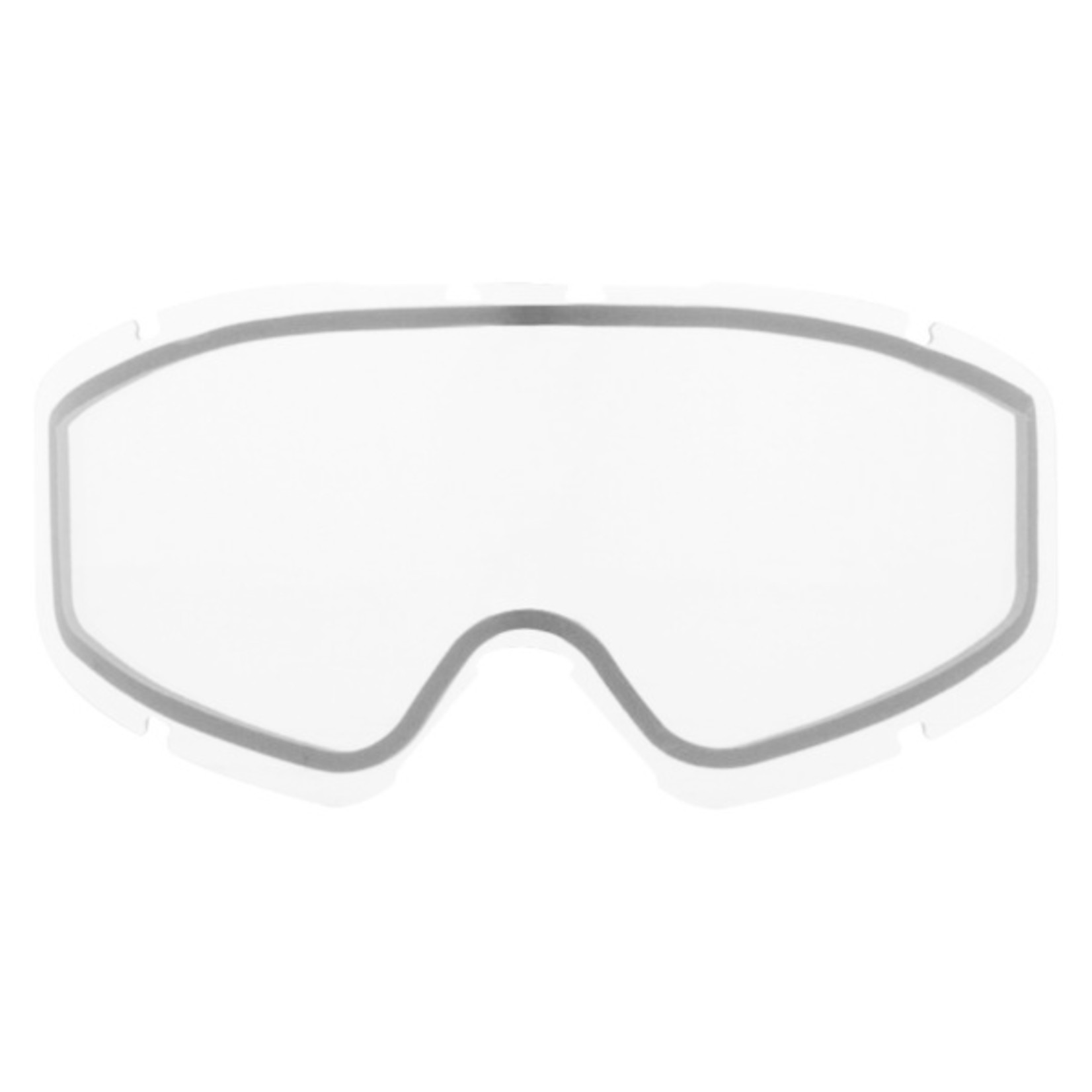 CKX CKX Lens DL 210 WIN Trail - Clear