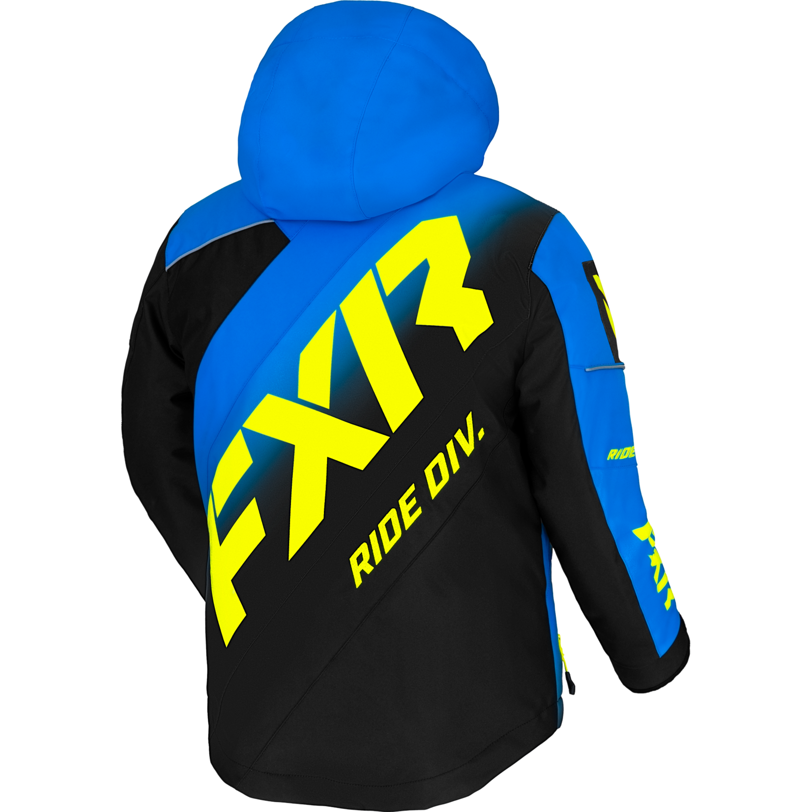 FXR FXR Youth CX Jacket - Blue Fade/Black/Hi-Vis