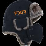 FXR FXR Trapper Hat - Black/Orange