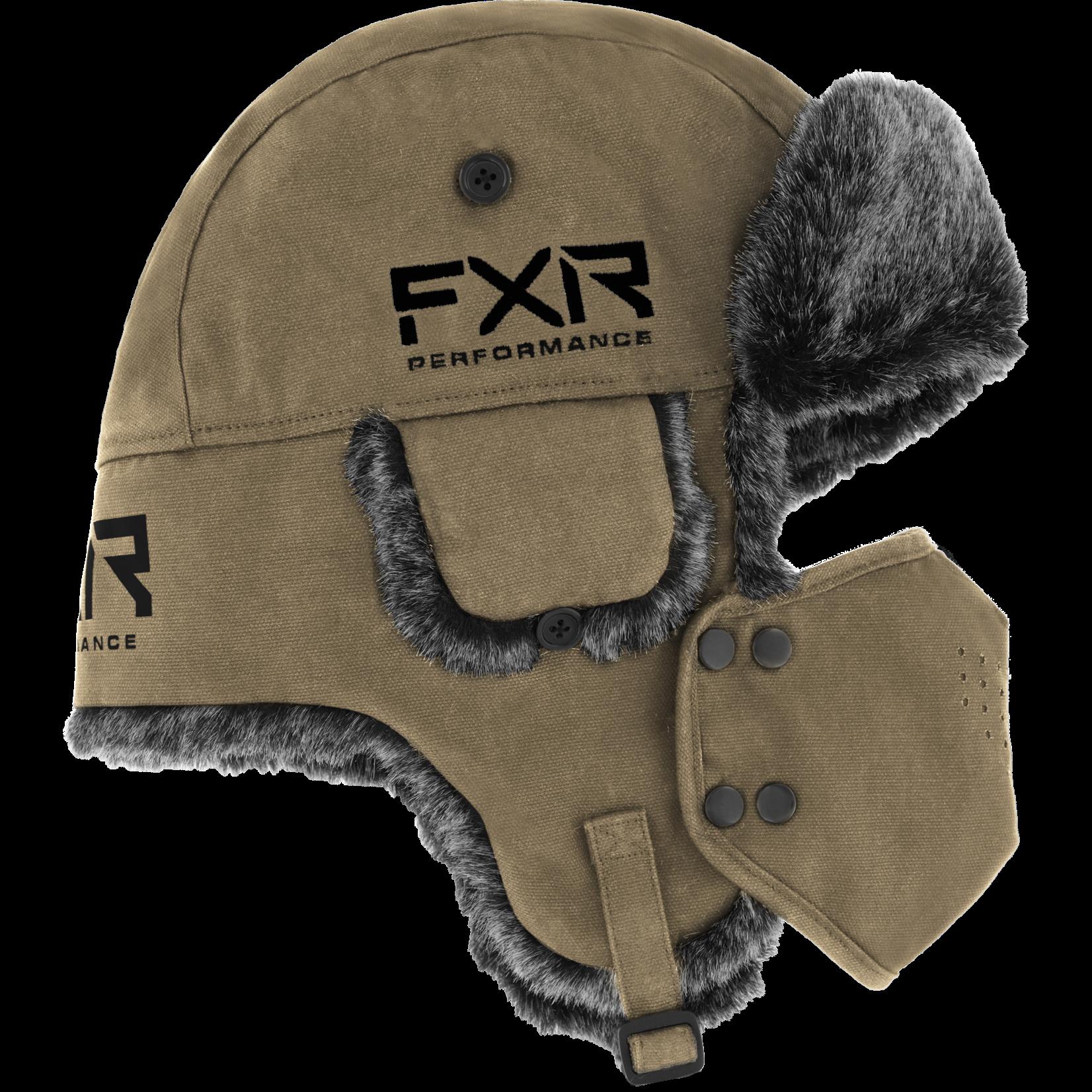 FXR FXR Trapper Hat - Canvas