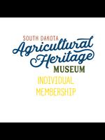 SD Agricultural Heritage Museum Individual Membership