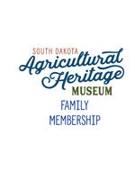 SD Agricultural Heritage Museum Family Membership