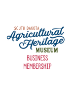 SD Agricultural Heritage Museum Business Membership