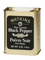 The Watkins Co. Watkins Black Pepper - 6 OZ.