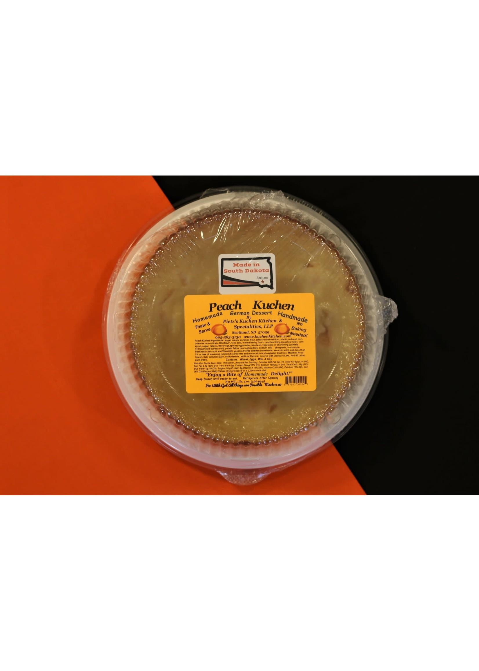 Pietz 's Kuchen South Dakota Kuchen