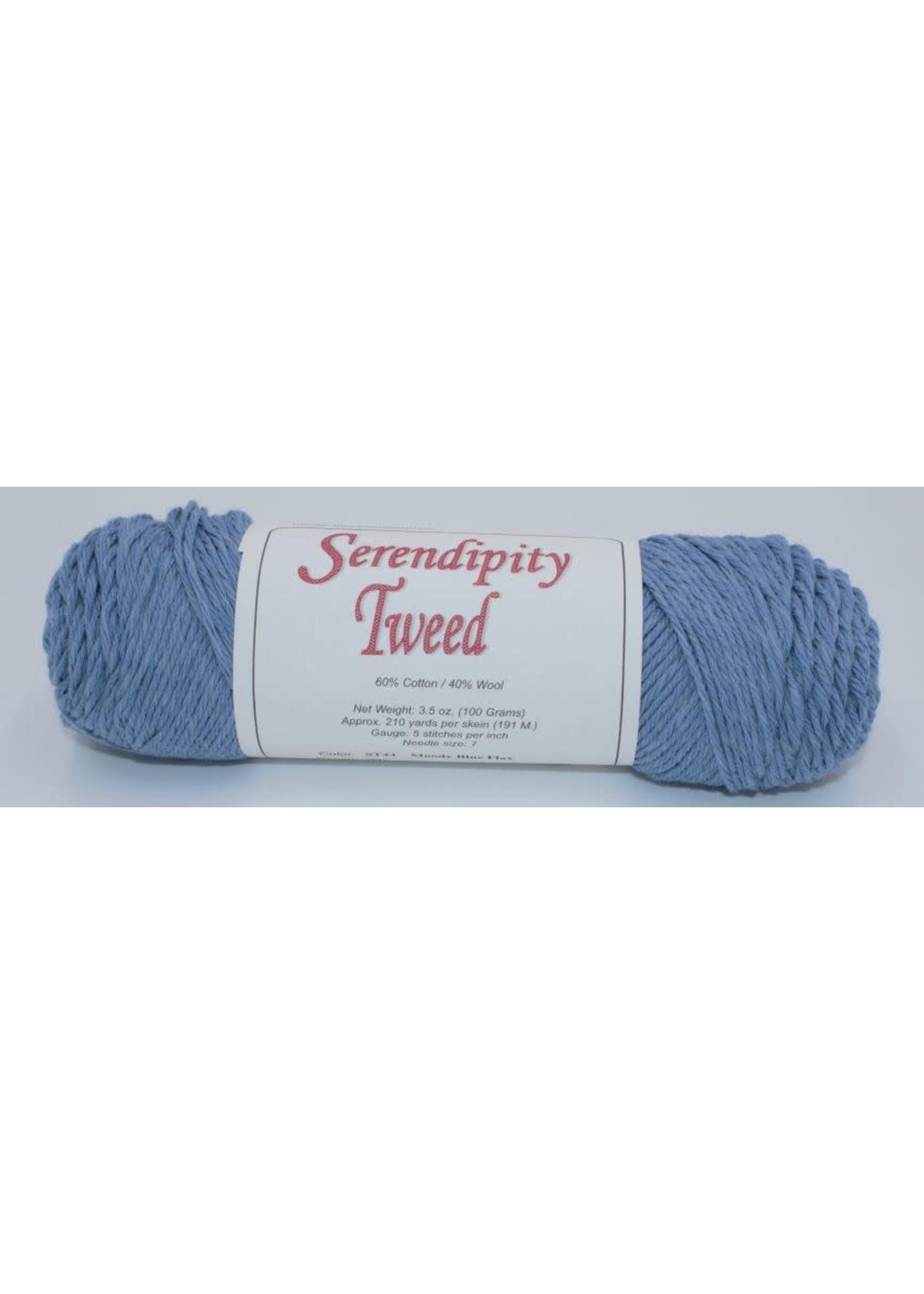 Brown Sheep Company Brown Sheep Serendipity Tweed