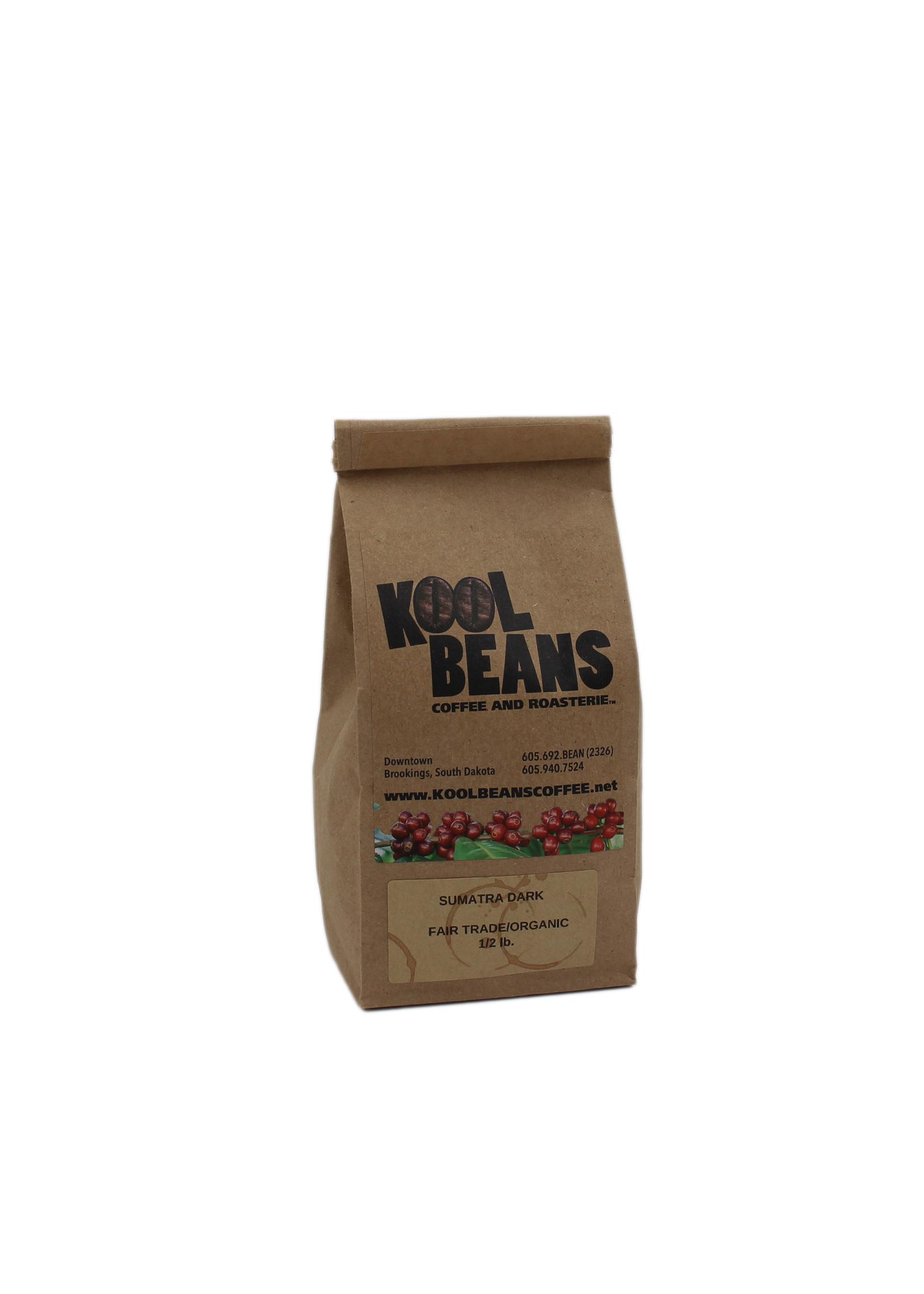 Kool Beans Coffee and Roasterie KBC Whole Beans - 8oz