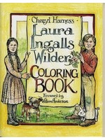 Laura Ingalls Wilder Coloring Book