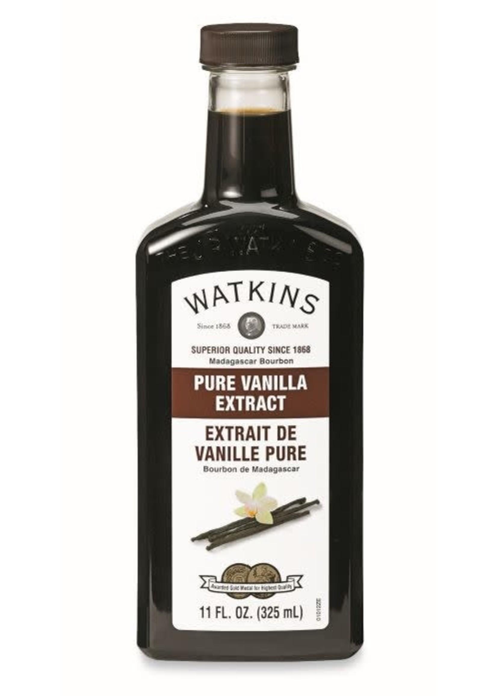 The Watkins Co. Watkins Pure Vanilla--11 ounce bottle