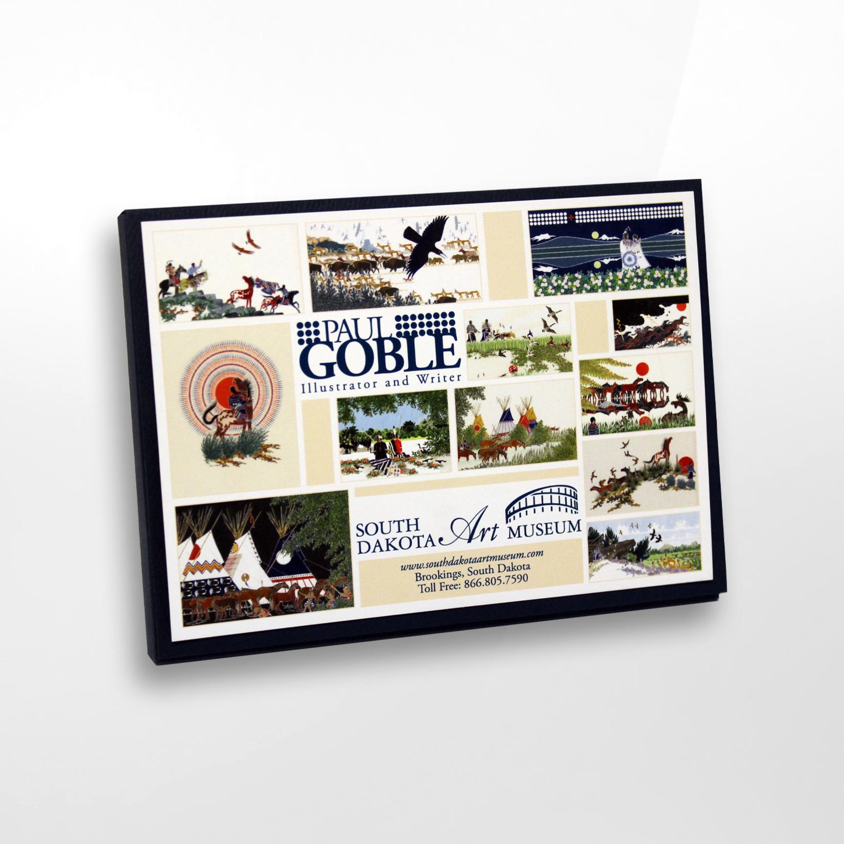 SDAM Paul Goble Notecard Packet