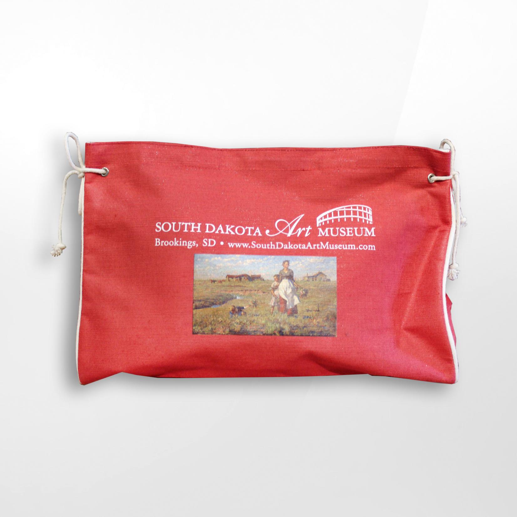 SDAM The Prairie Is My Garden Tote Bag