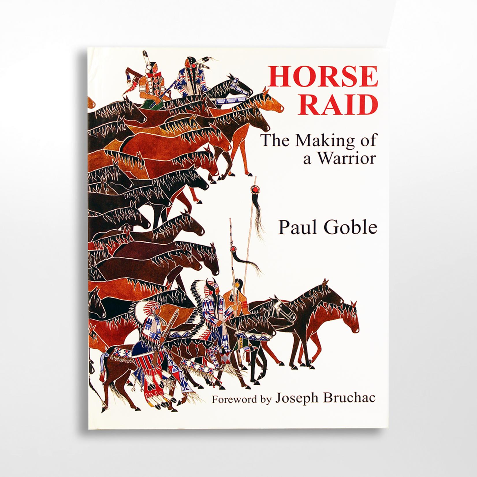 Dakota West Books Horse Raid, The Making of a Warrior