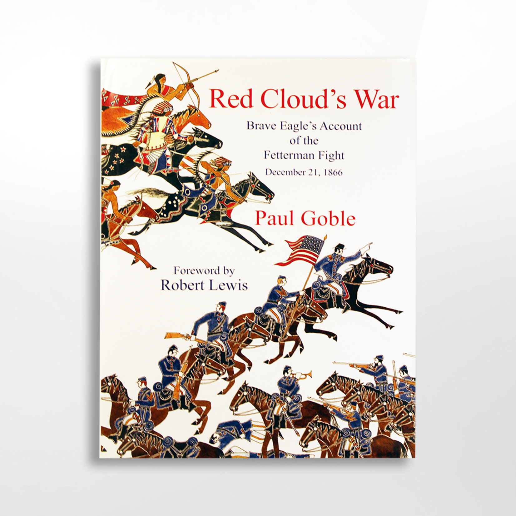 Dakota West Books Red Cloud's War