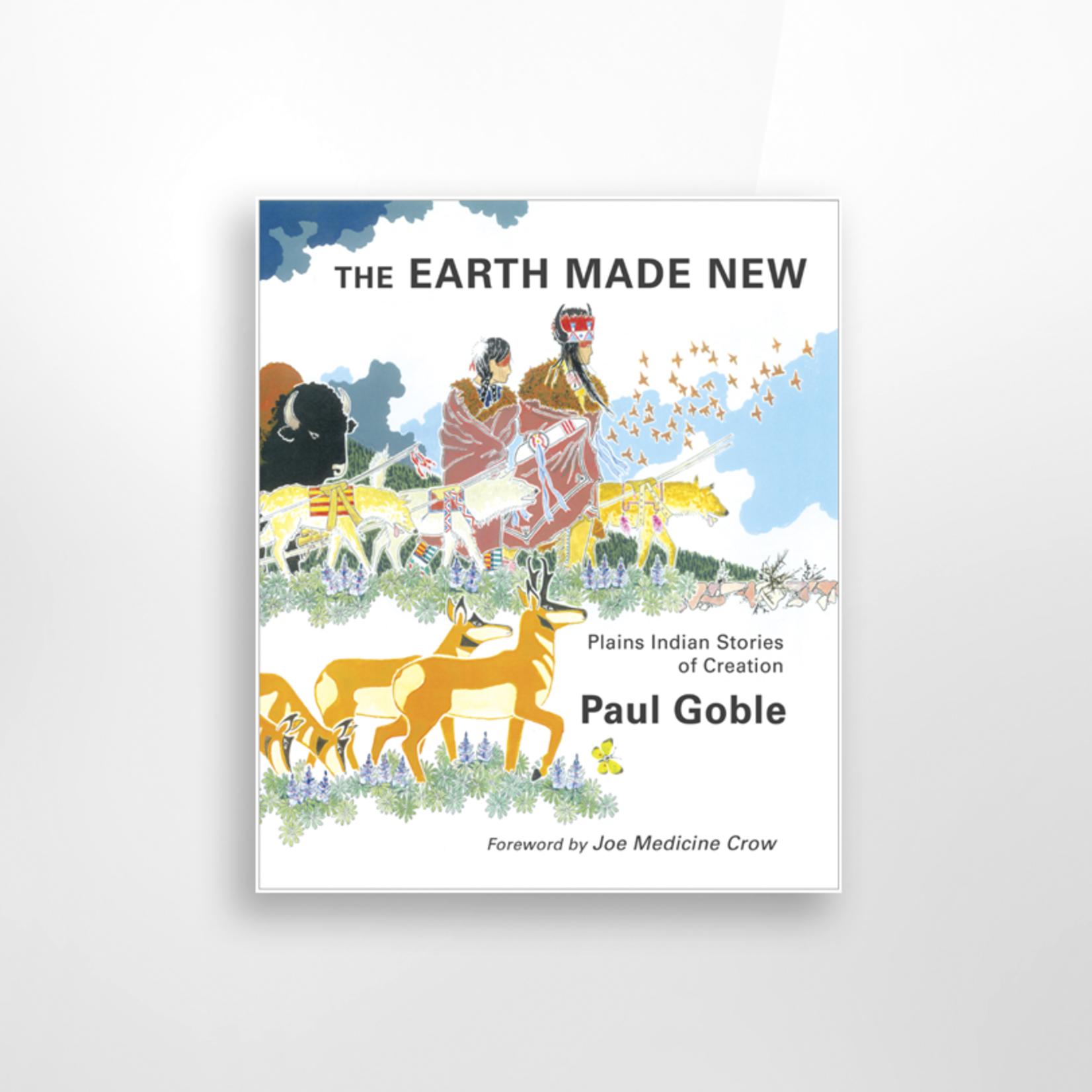 Dakota West Books The Earth Made New