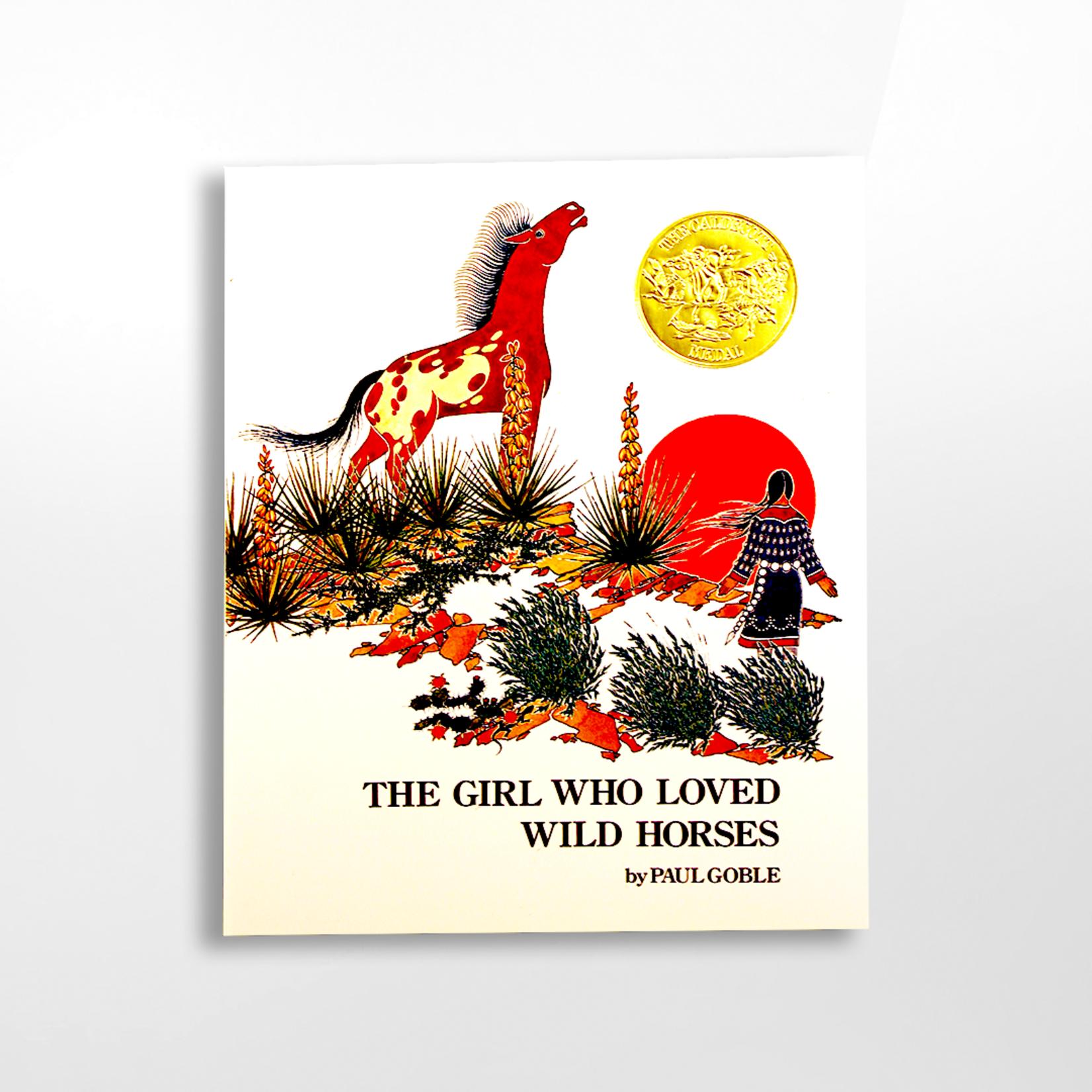 Dakota West Books The Girl Who Loved Wild Horses