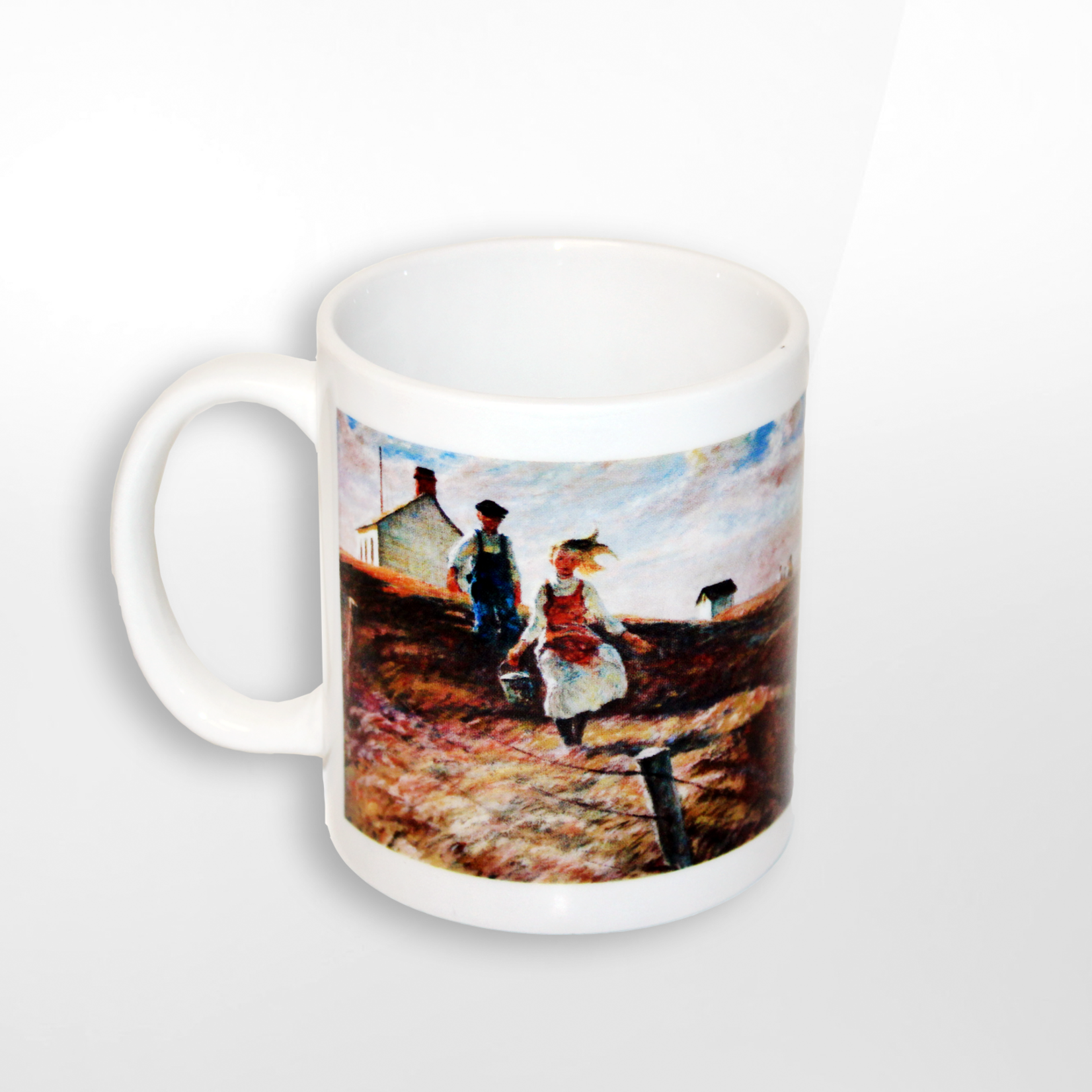 Dunn Merchandise Harvey Dunn Mugs, HDM201