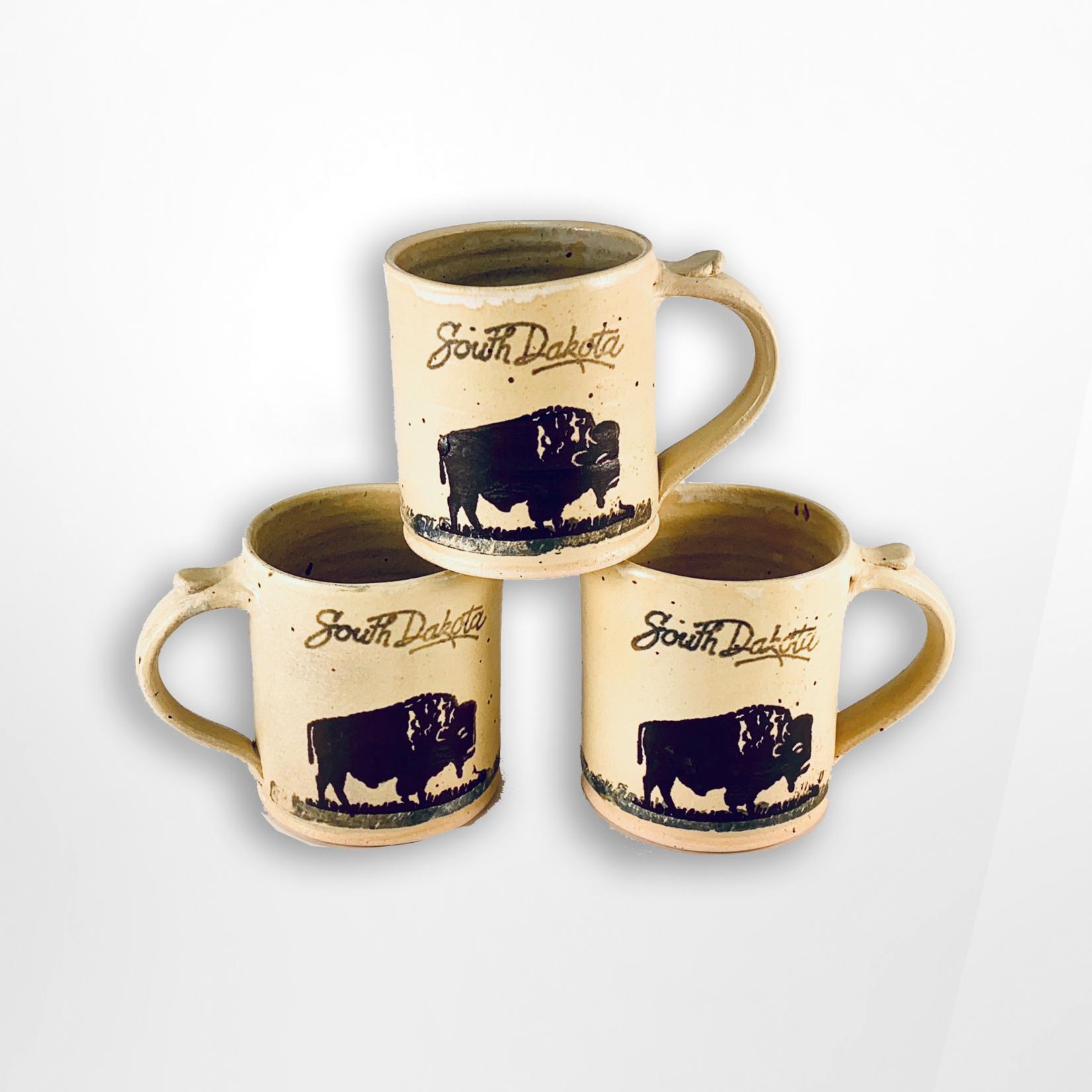 Dakota Stoneware Pottery Dakota Stoneware Mug