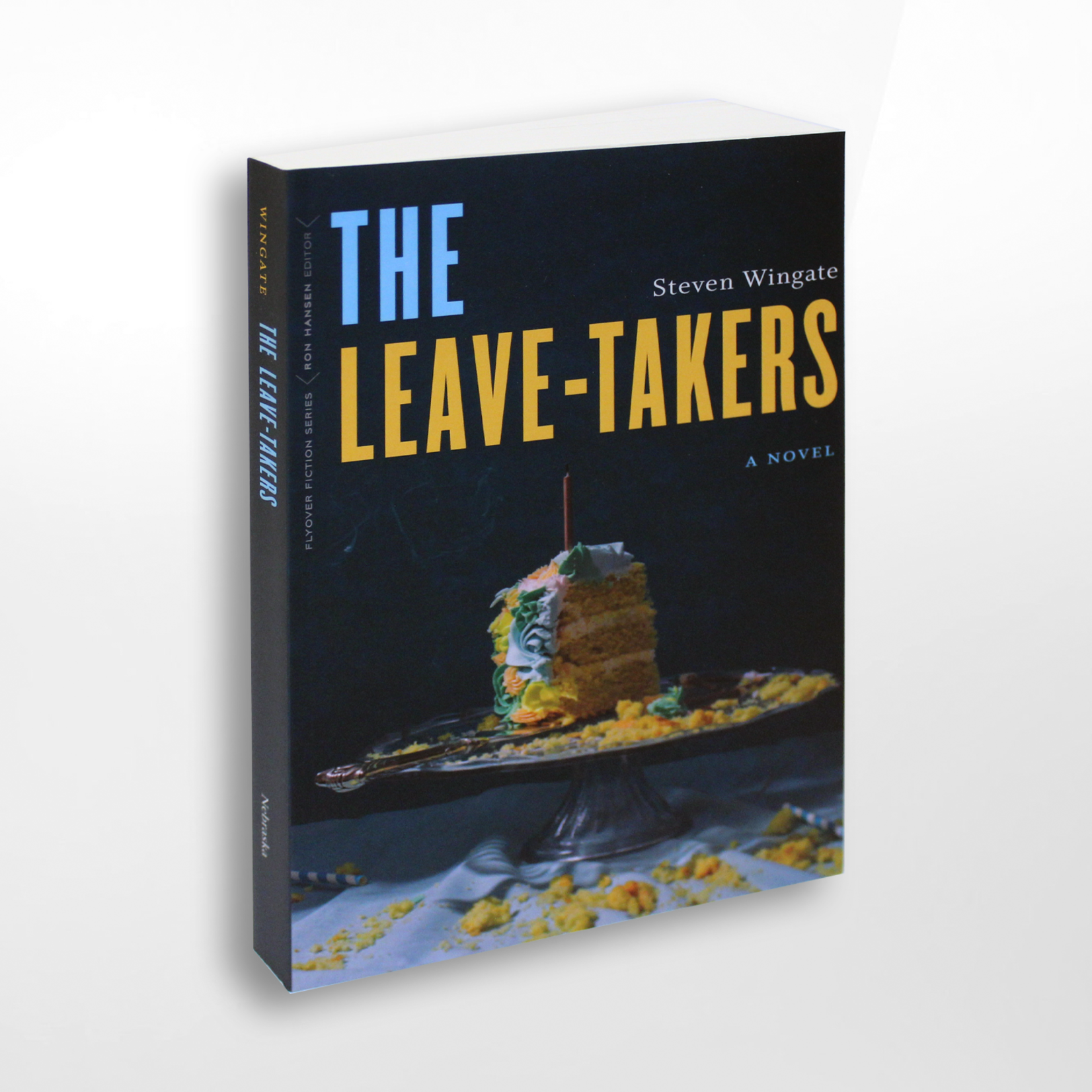 Ingram The Leave-Takers, Steven Wingate