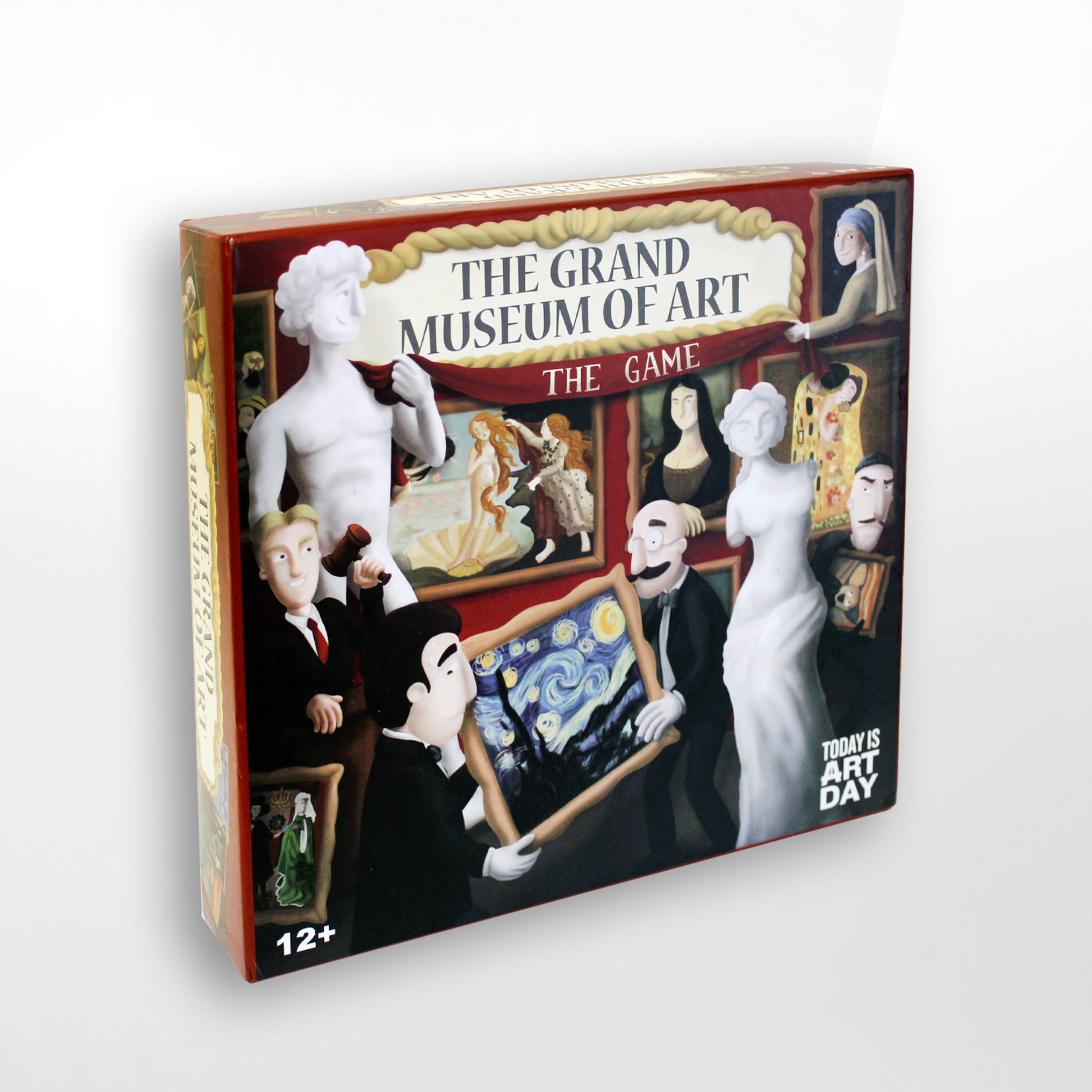 Today is Art Day The Grand Museum of Art: The Game