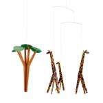 Nielsen Trading, Inc. Giraffes on the Savannah Mobile