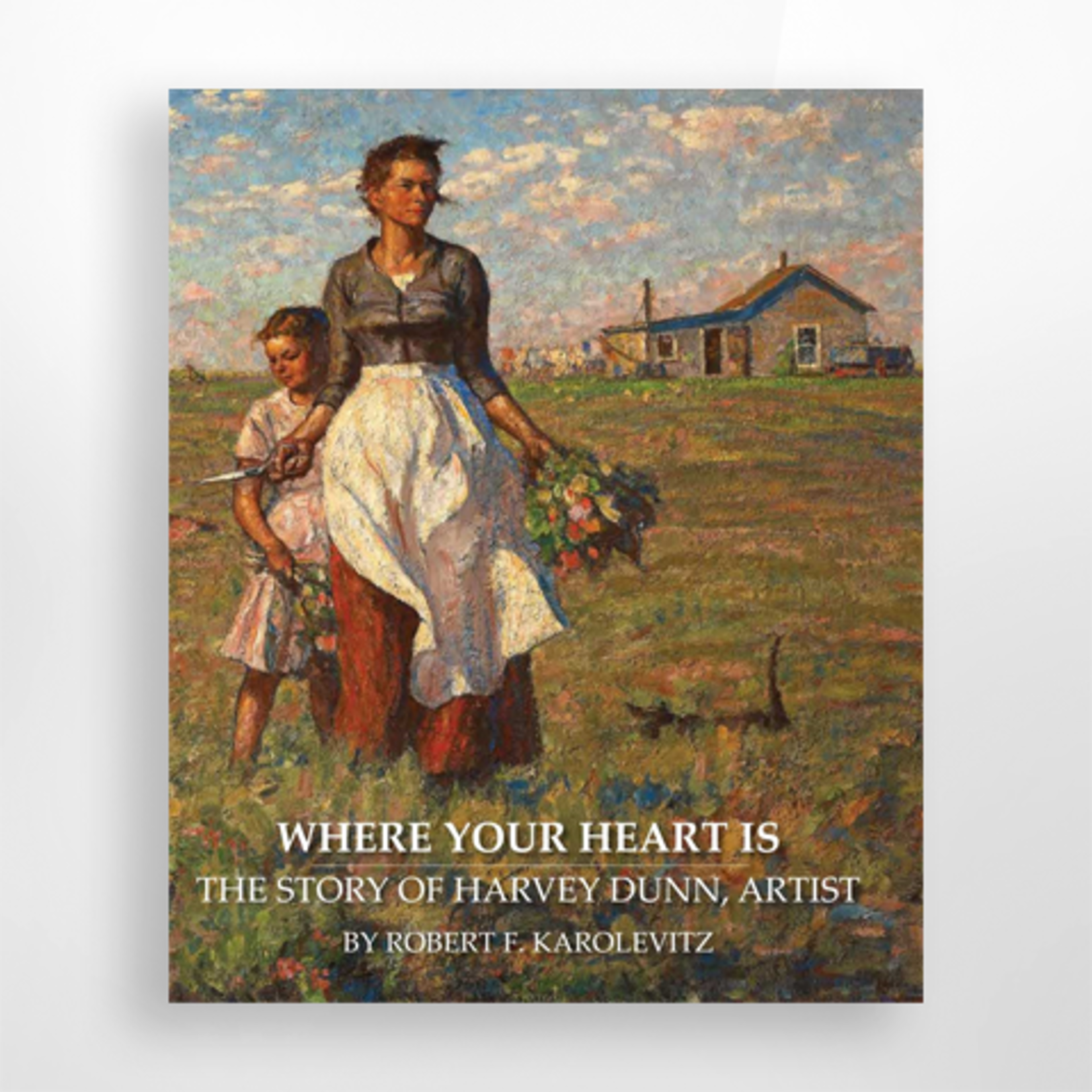 Dunn Merchandise Where Your Heart Is, The Story of Harvey Dunn, Artist