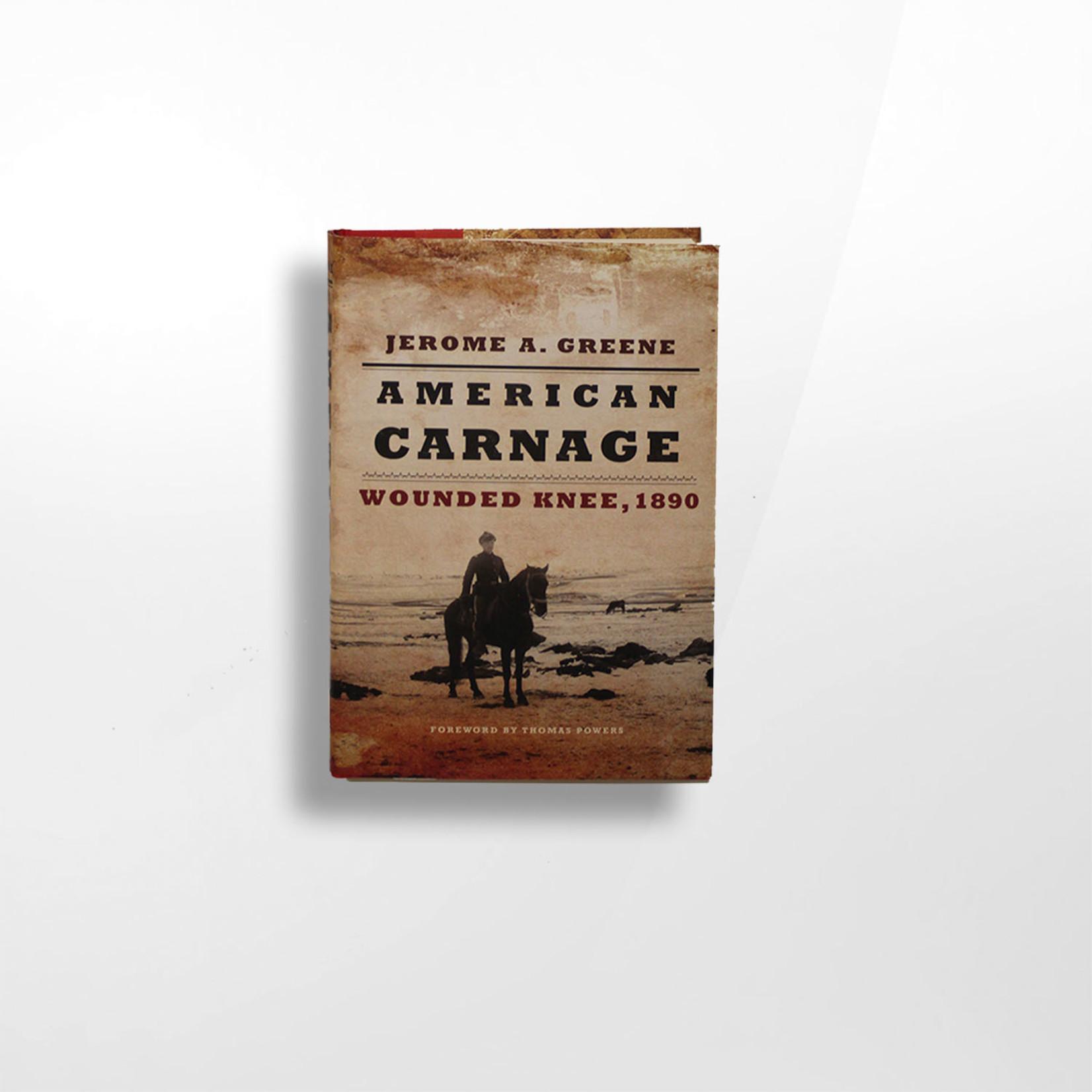 Ingram American Carnage, Wounded Knee, 1890