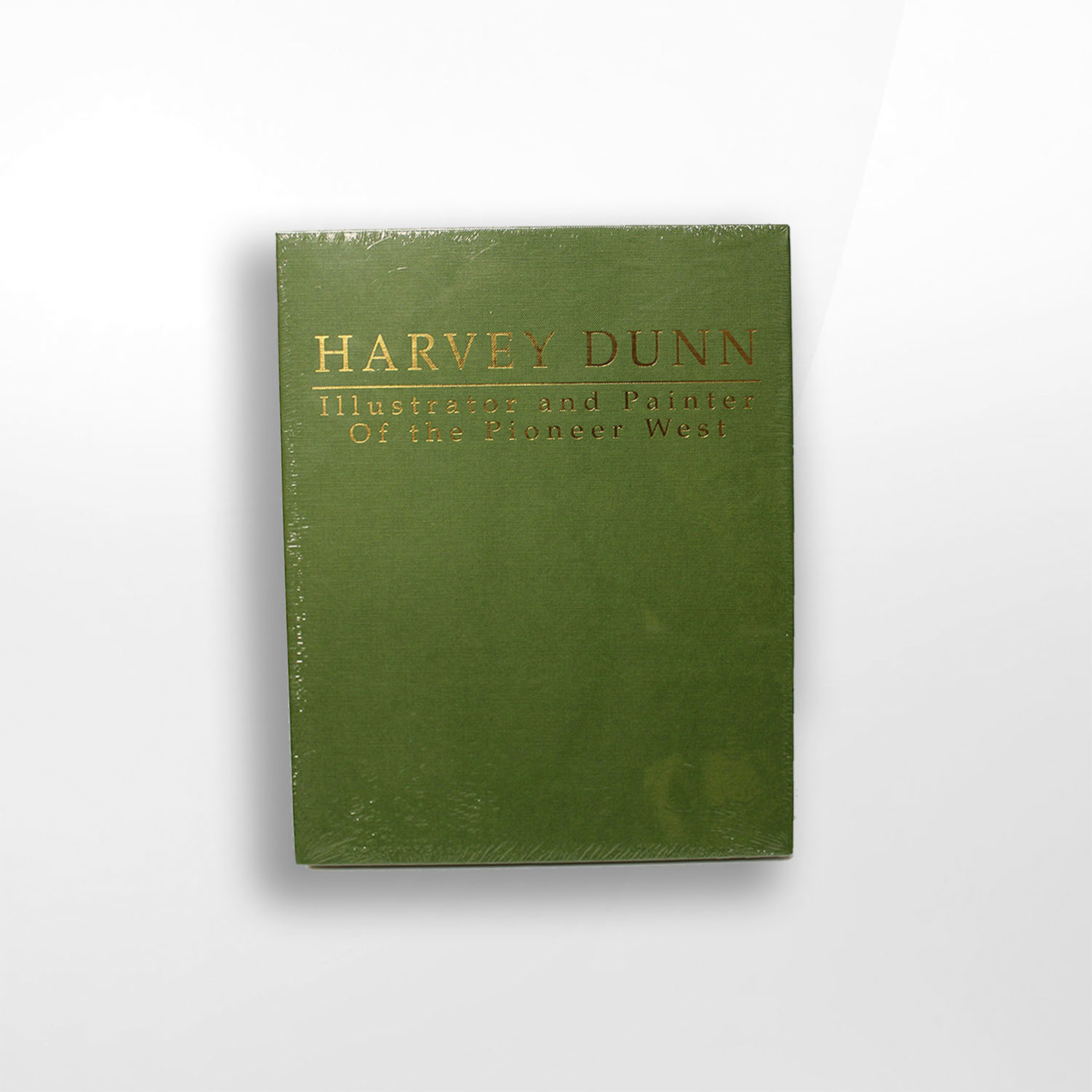 Dunn Merchandise Harvey Dunn, Illustrator and Painter of the Pioneer West, Museum Edition
