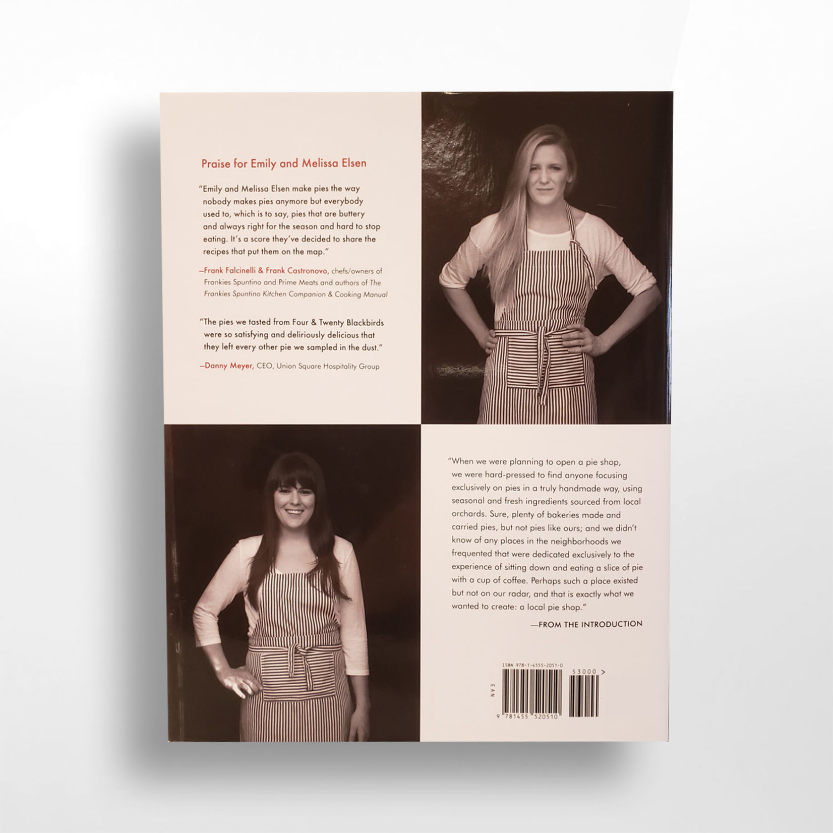 Ingram The Four & Twenty Blackbirds Pie Book
