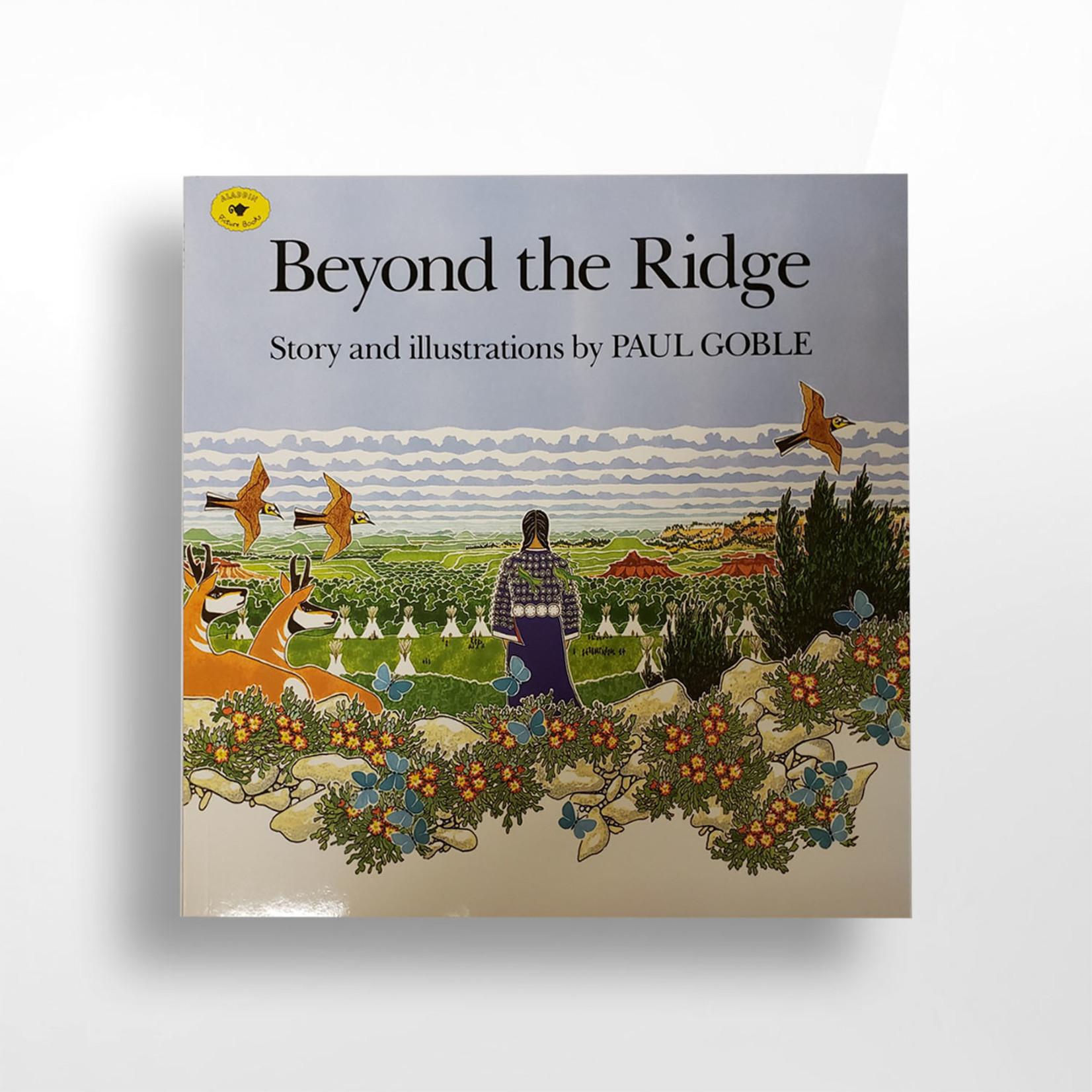 Dakota West Books Beyond the Ridge