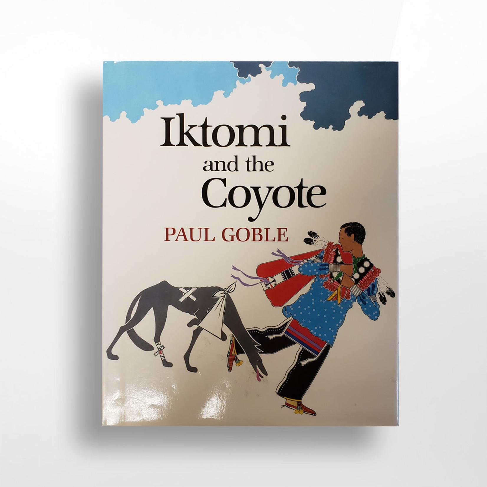 Dakota West Books Iktomi and the Coyote