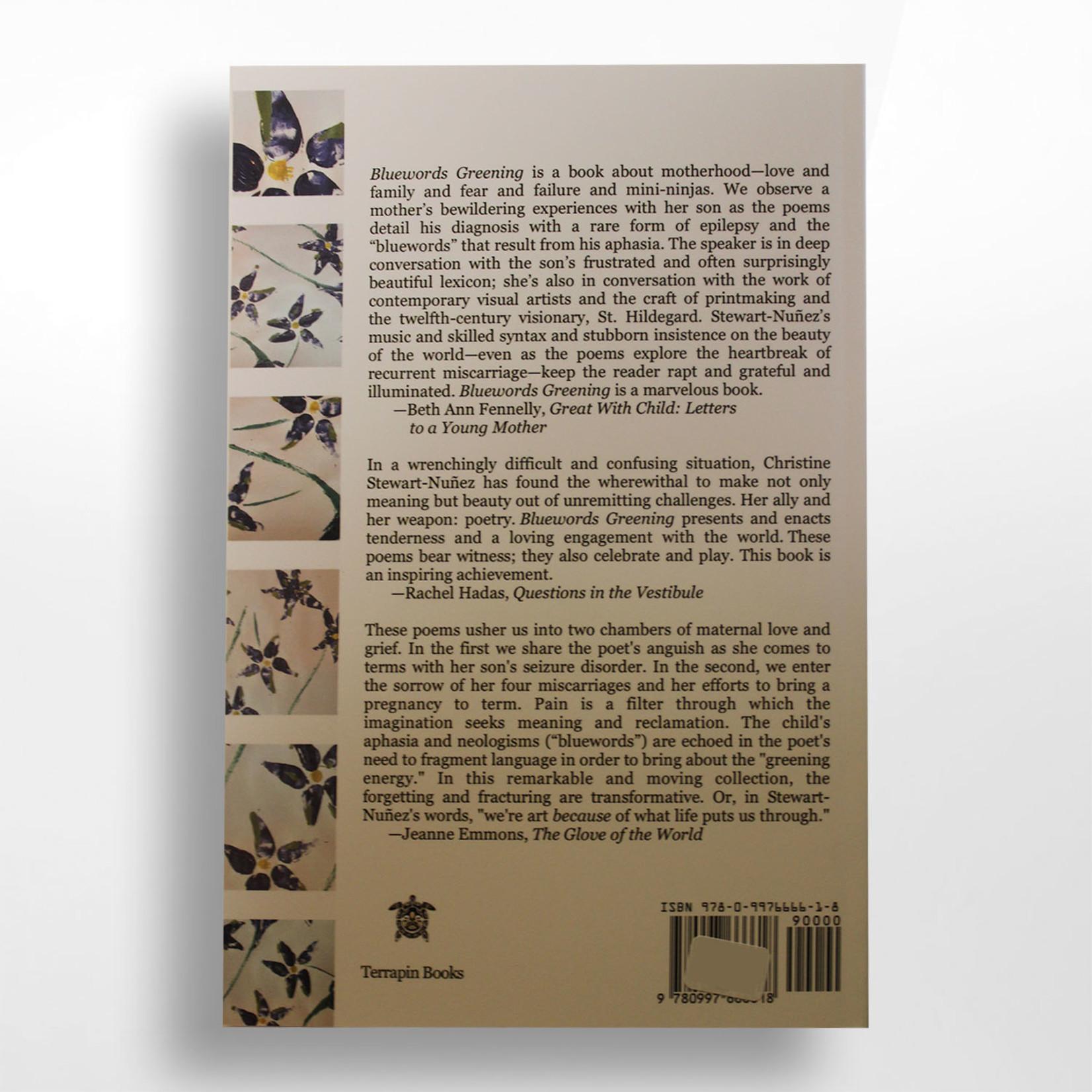 Ingram Bluewords Greening: Poems
