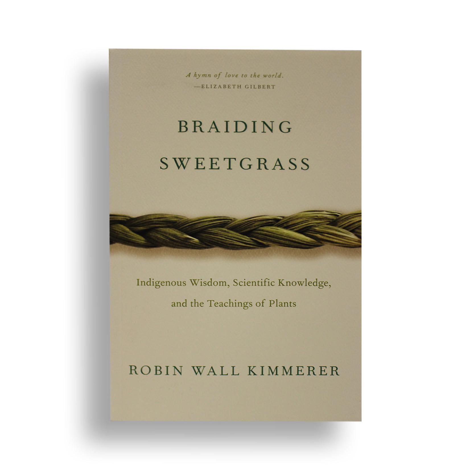 Ingram Braiding Sweetgrass