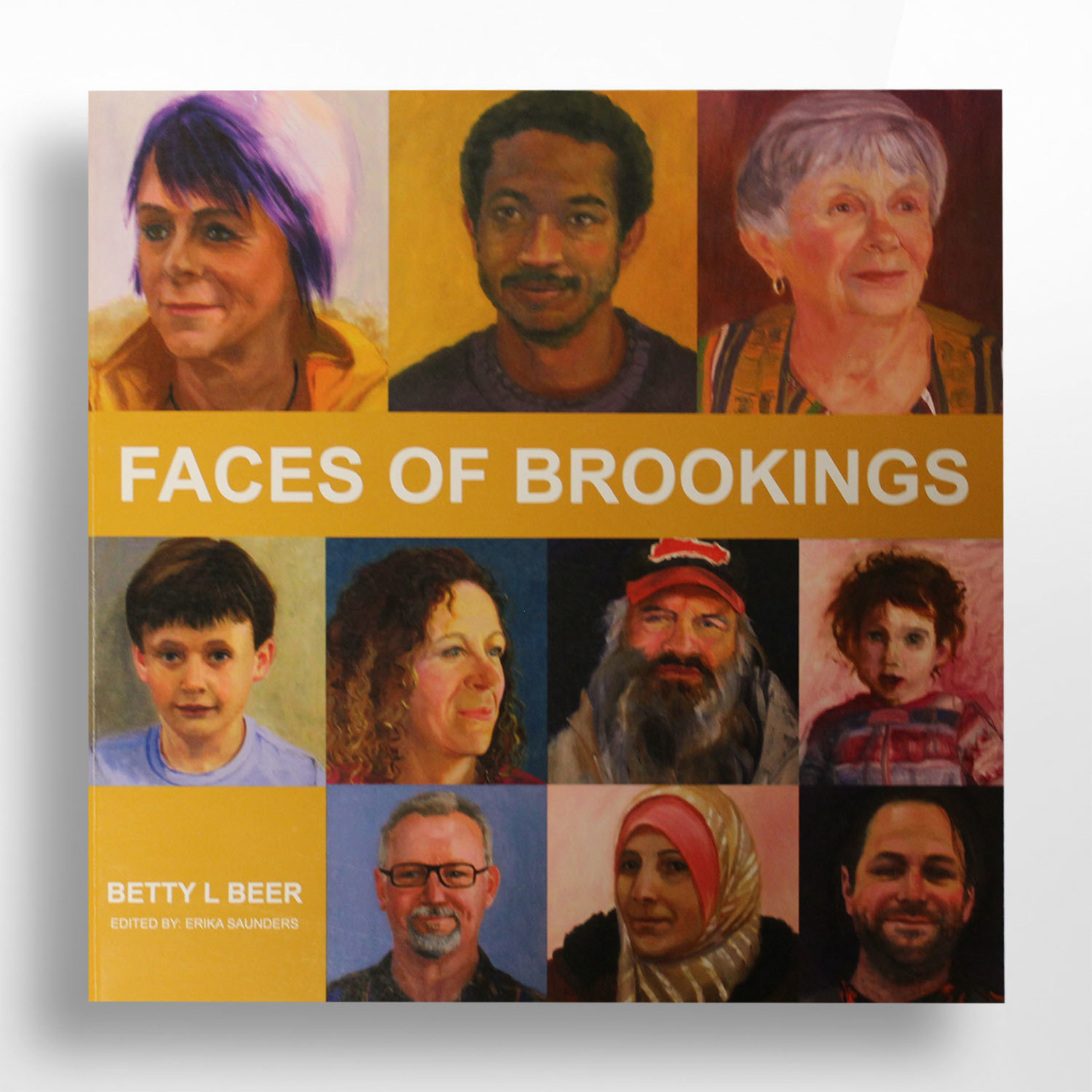 Betty L. Beer Faces of Brookings