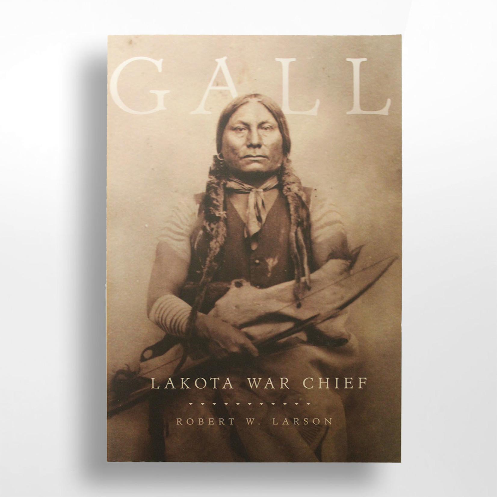 Dakota West Books Gall: A Lakota War Chief