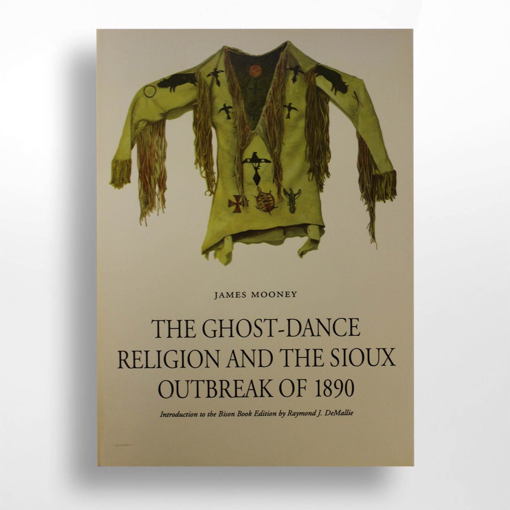 Ingram The Ghost-Dance Religion and The Sioux Outbreak of 1890