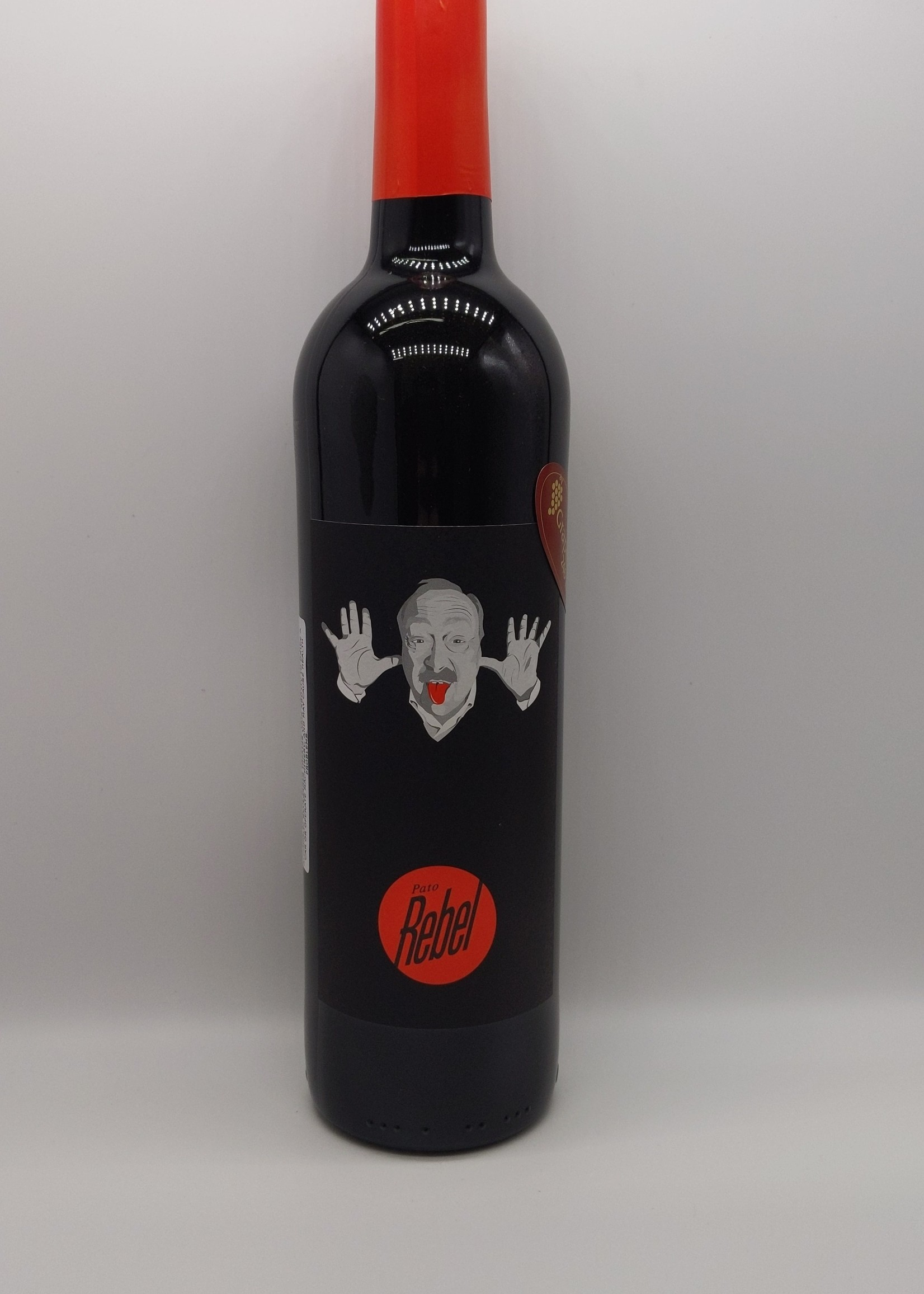 2017 LUIS PATO THE REBEL RED 750ml