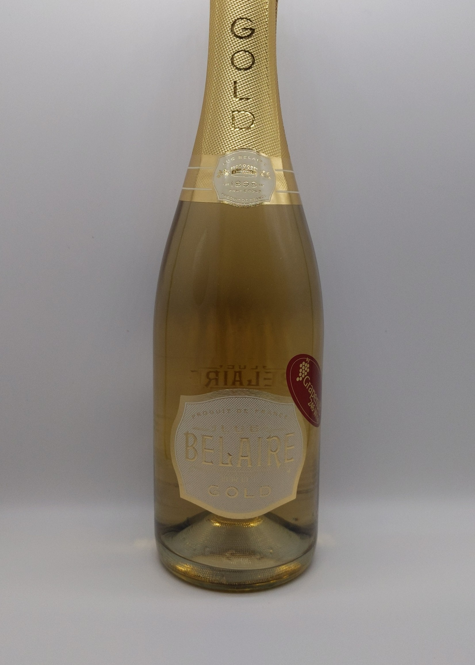 NV LUC BEL AIRE GOLD 750ml