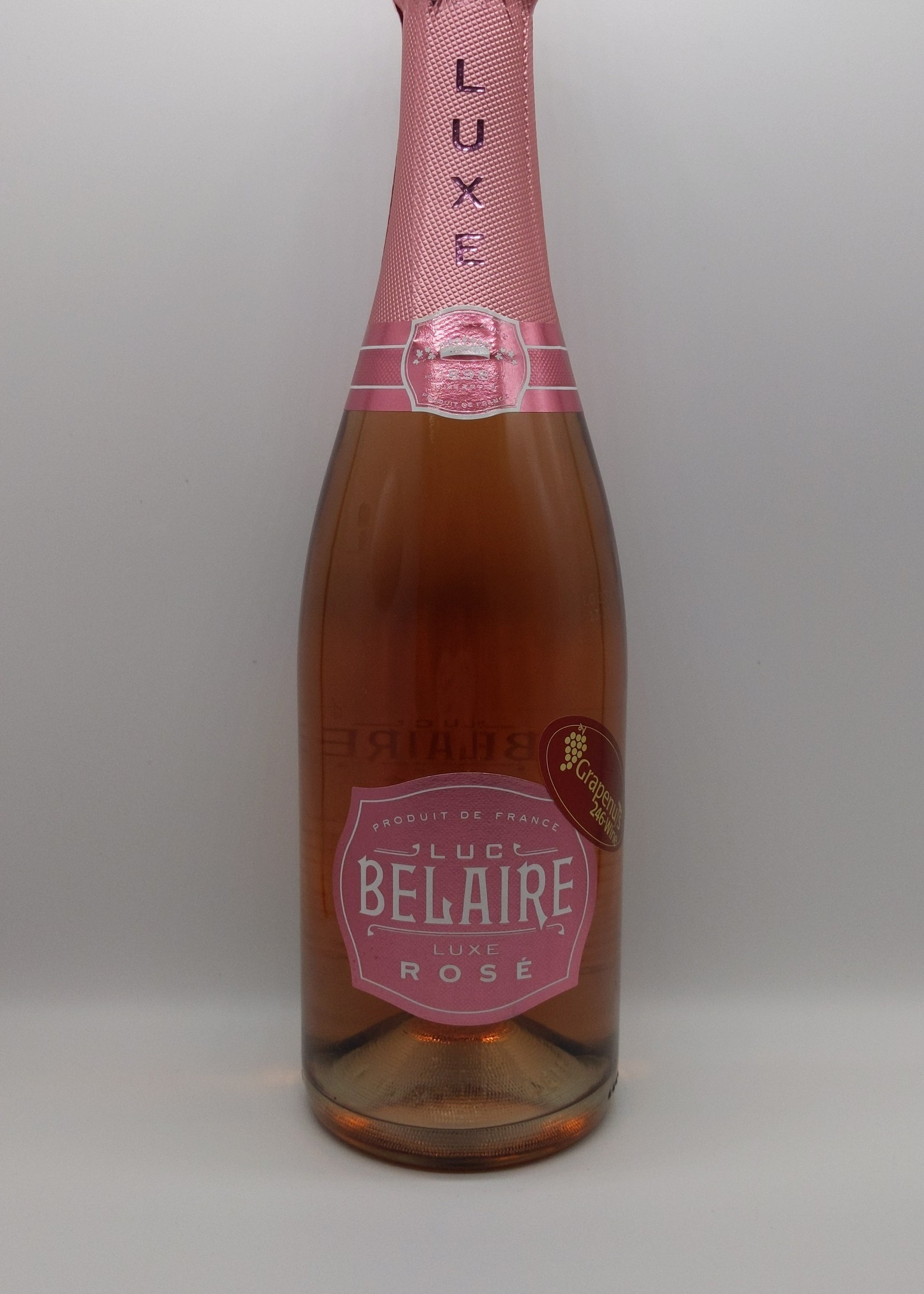 NV LUC BEL AIRE LUXE ROSE 750ml