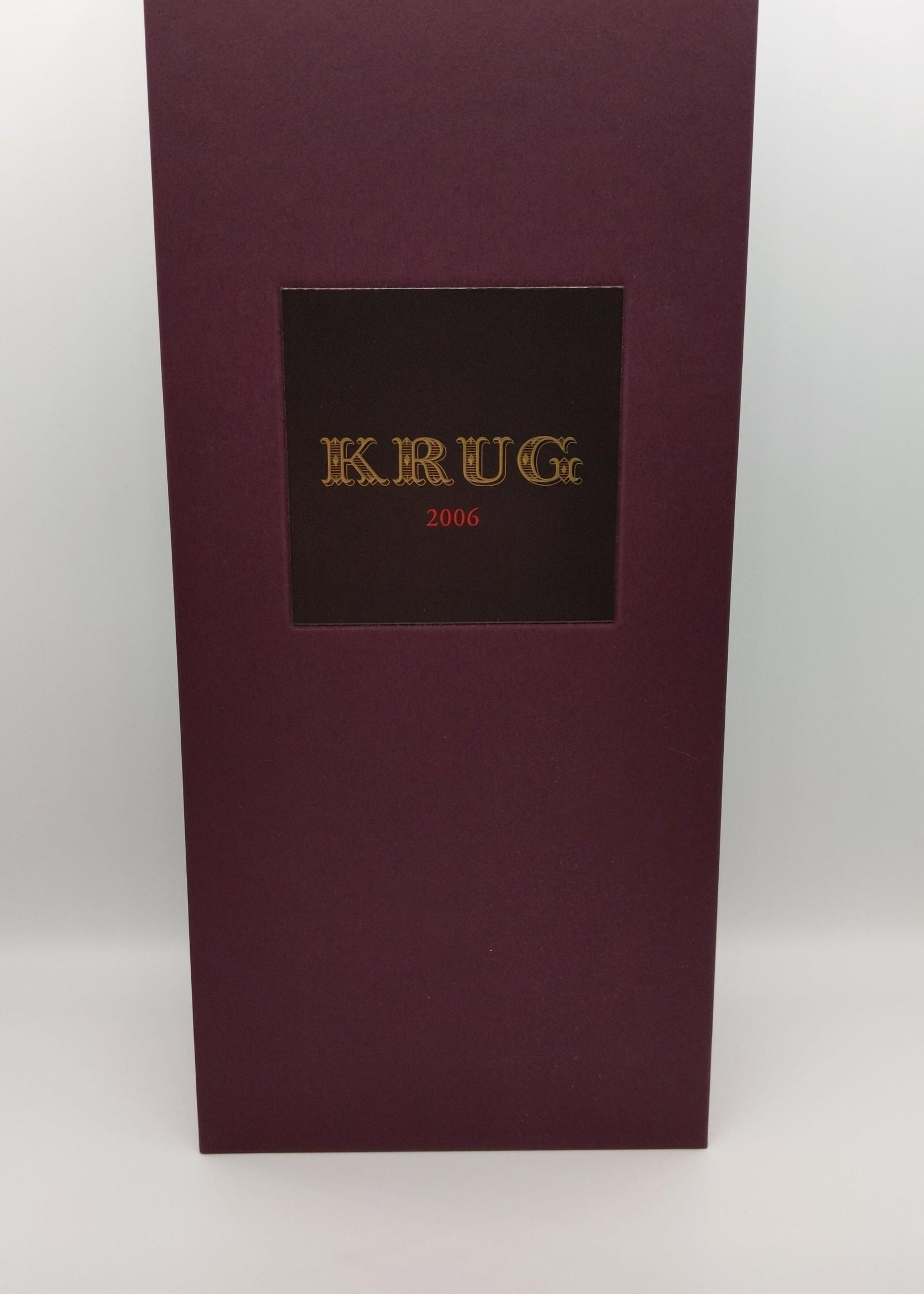 2006 KRUG GIFT BOX BRUT 750ml