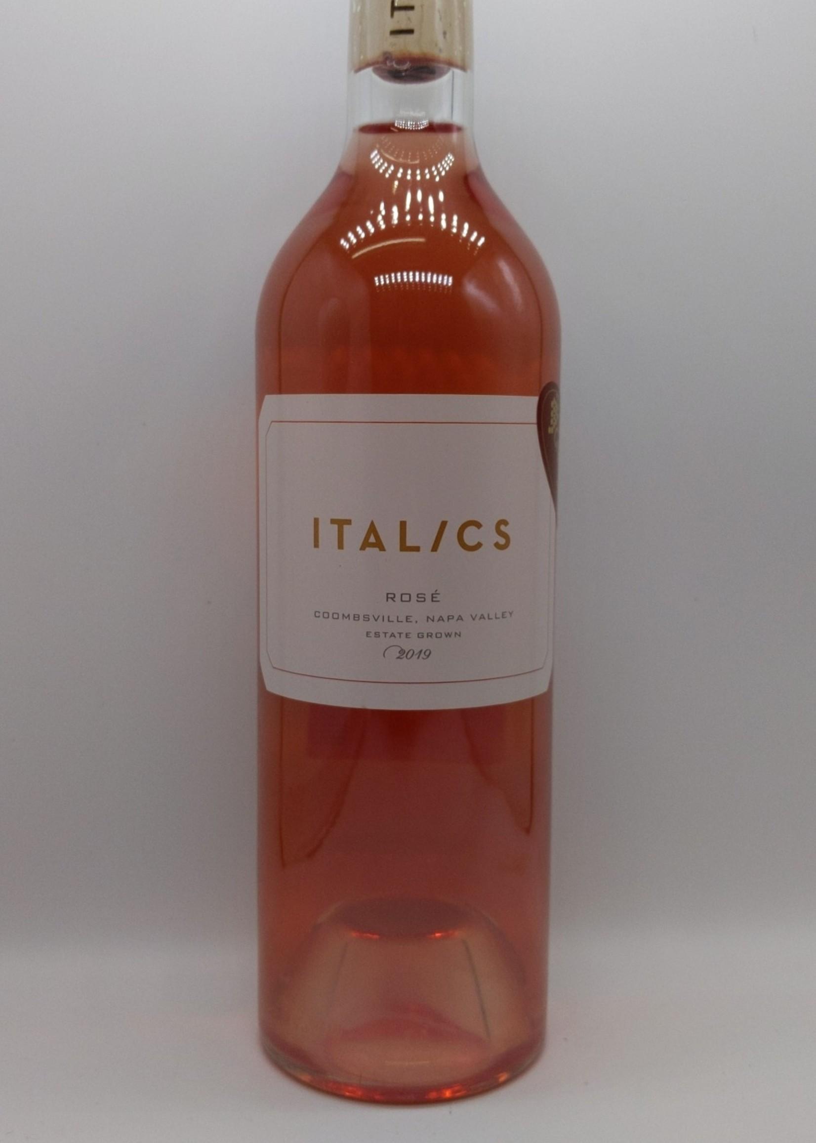 2019 ITALICS ROSE 750ml