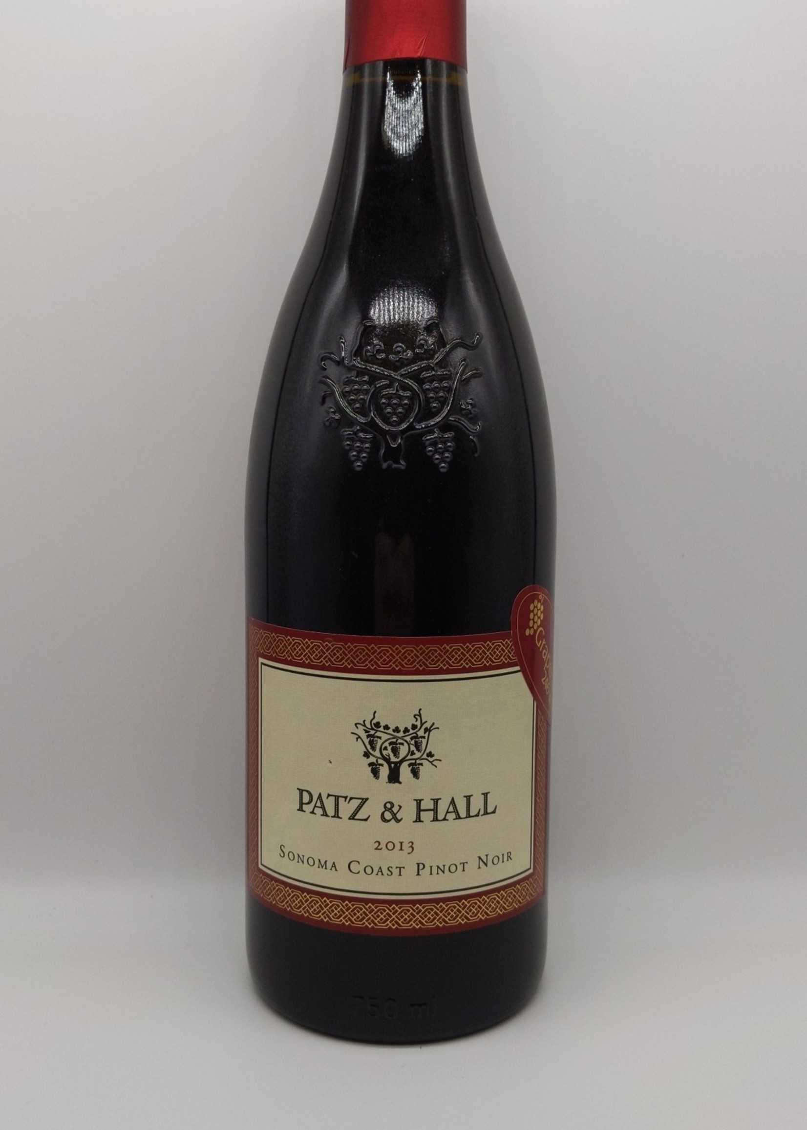 2013 PATZ & HALL PINOT NOIR 750ml