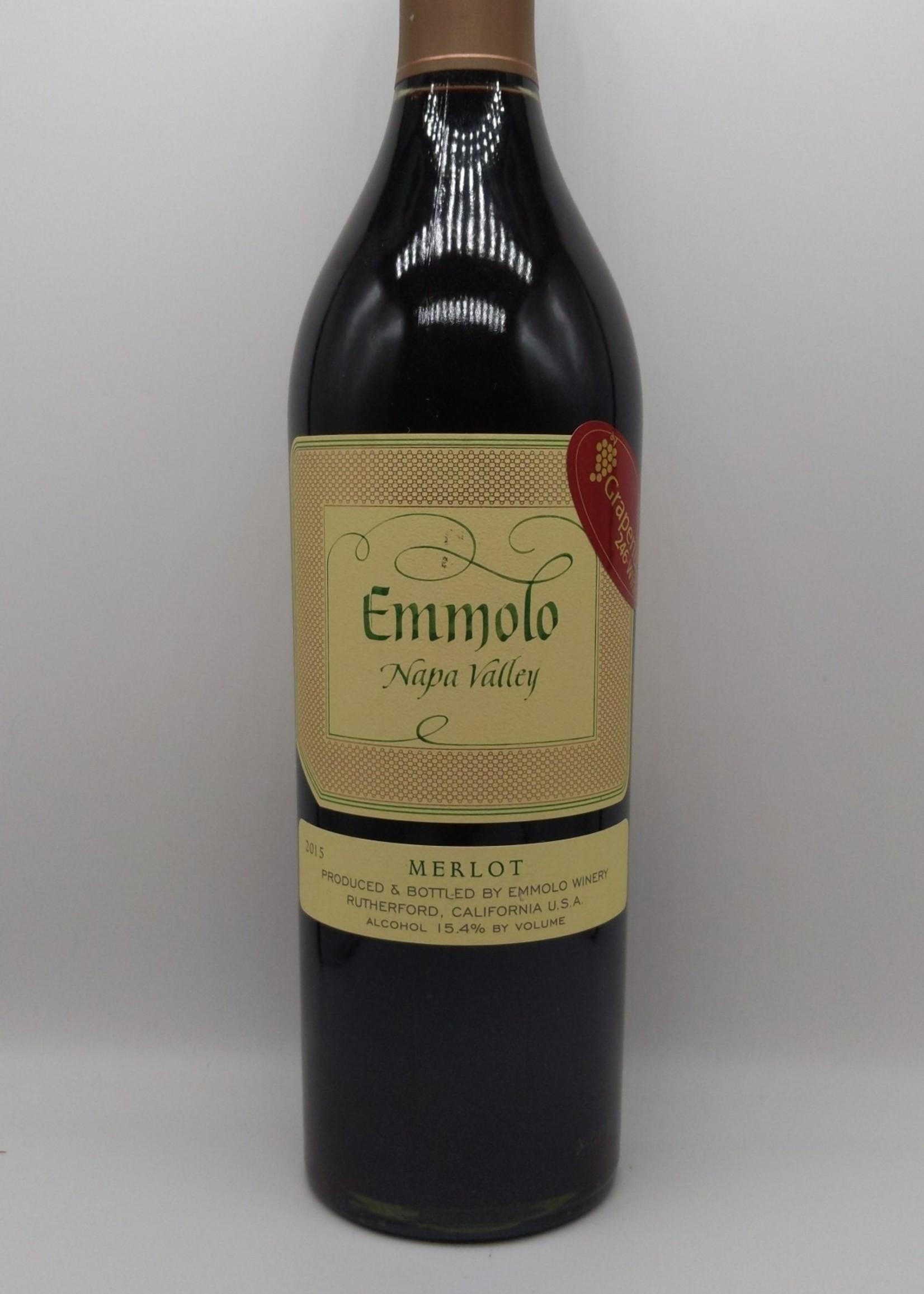 2015 EMMOLO MERLOT 750ml