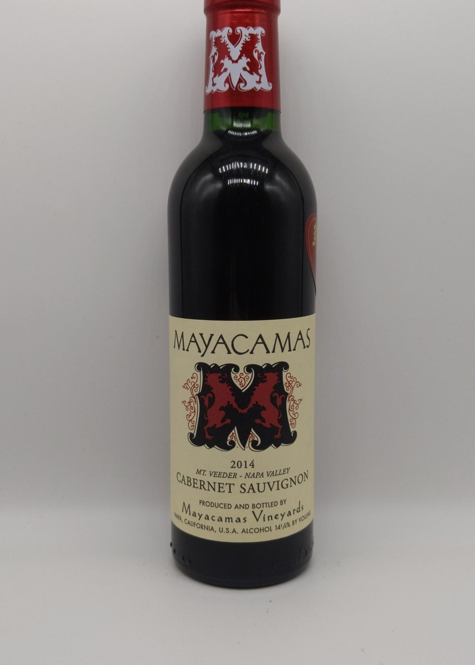 2014 MAYACAMAS CABERNET SAUVIGNON 375ml