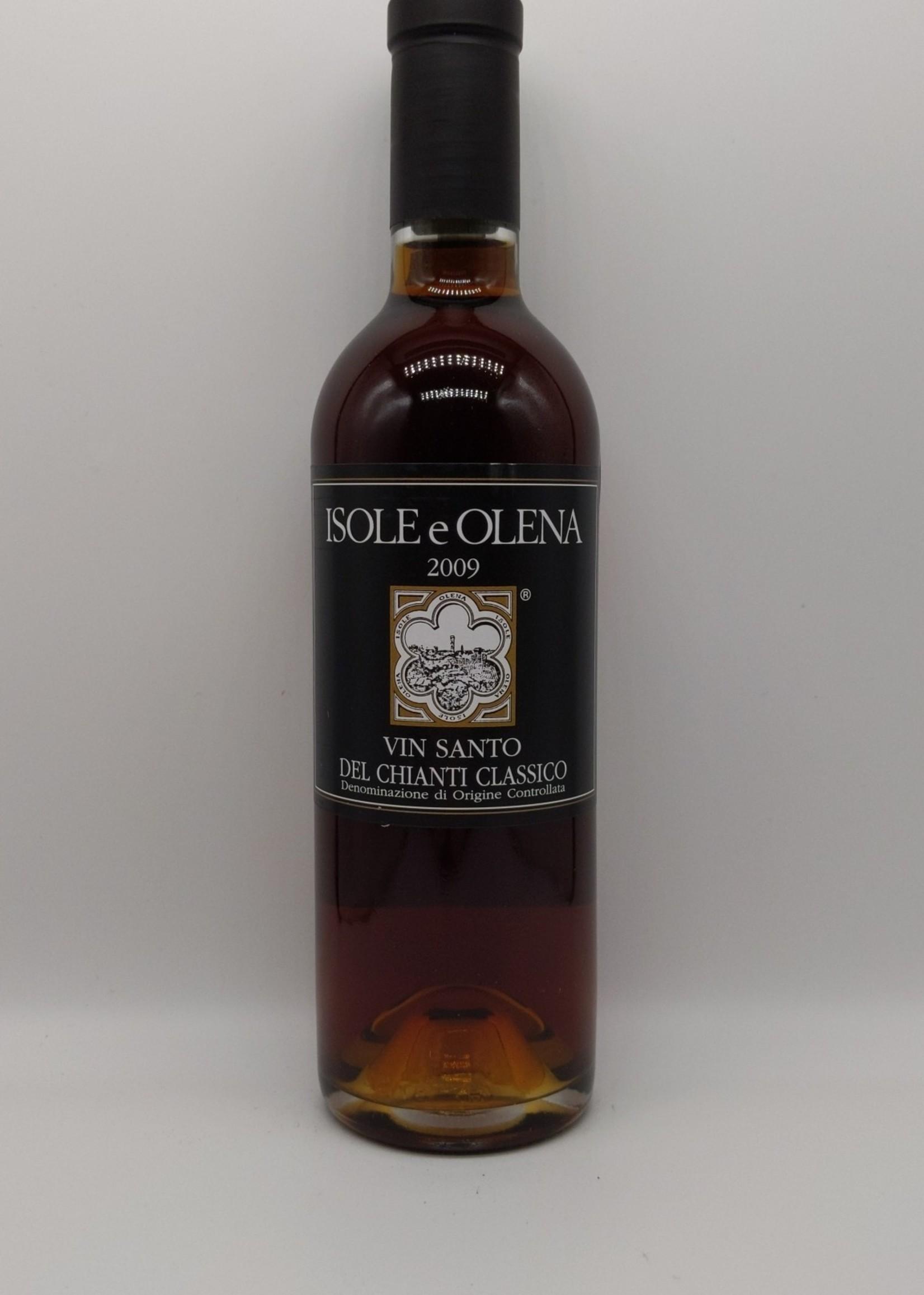 2009 ISOLE E OLENA VIN SANTO 375ml