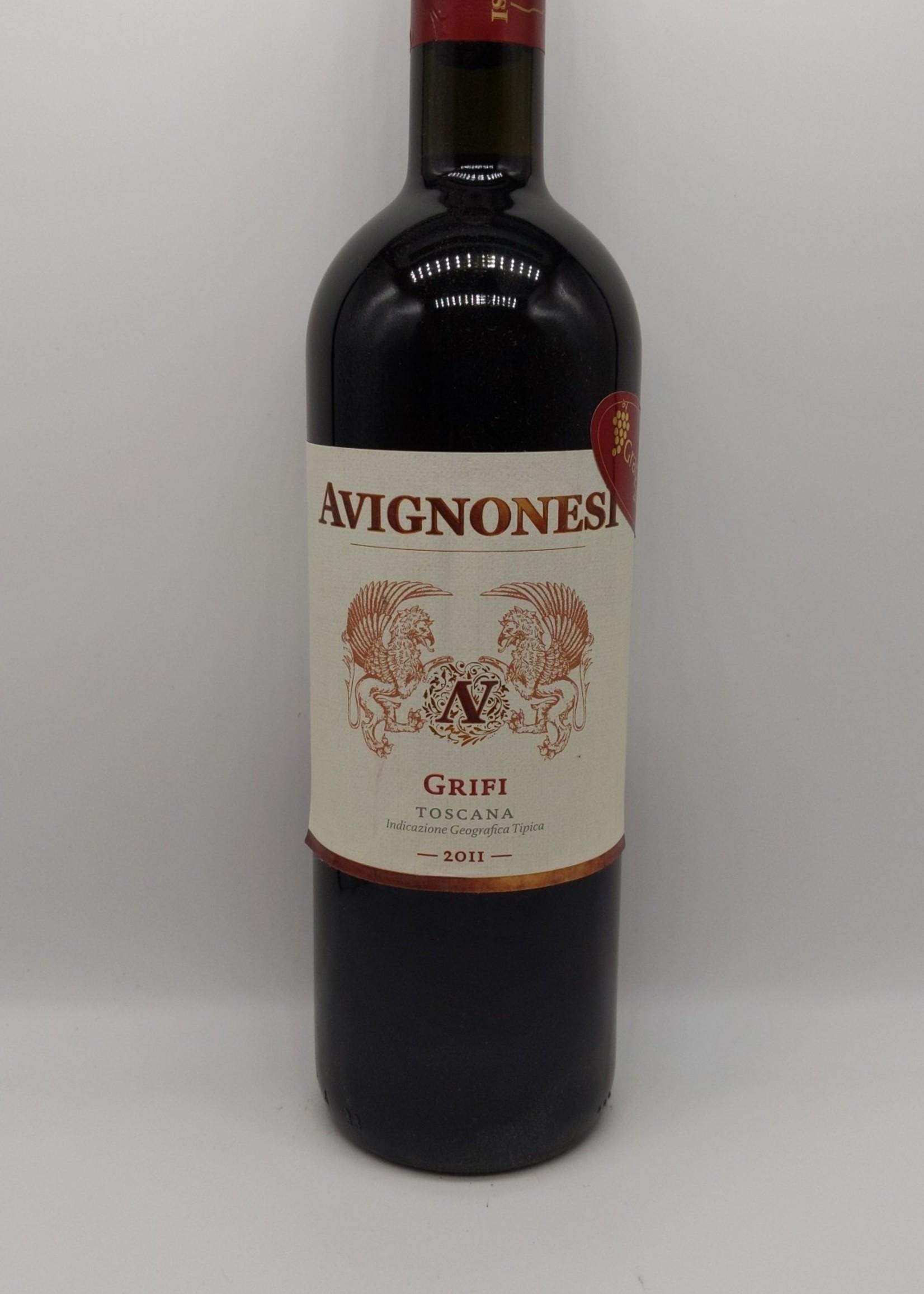 2011 AVIGNONESI GRIFI RED 750ml
