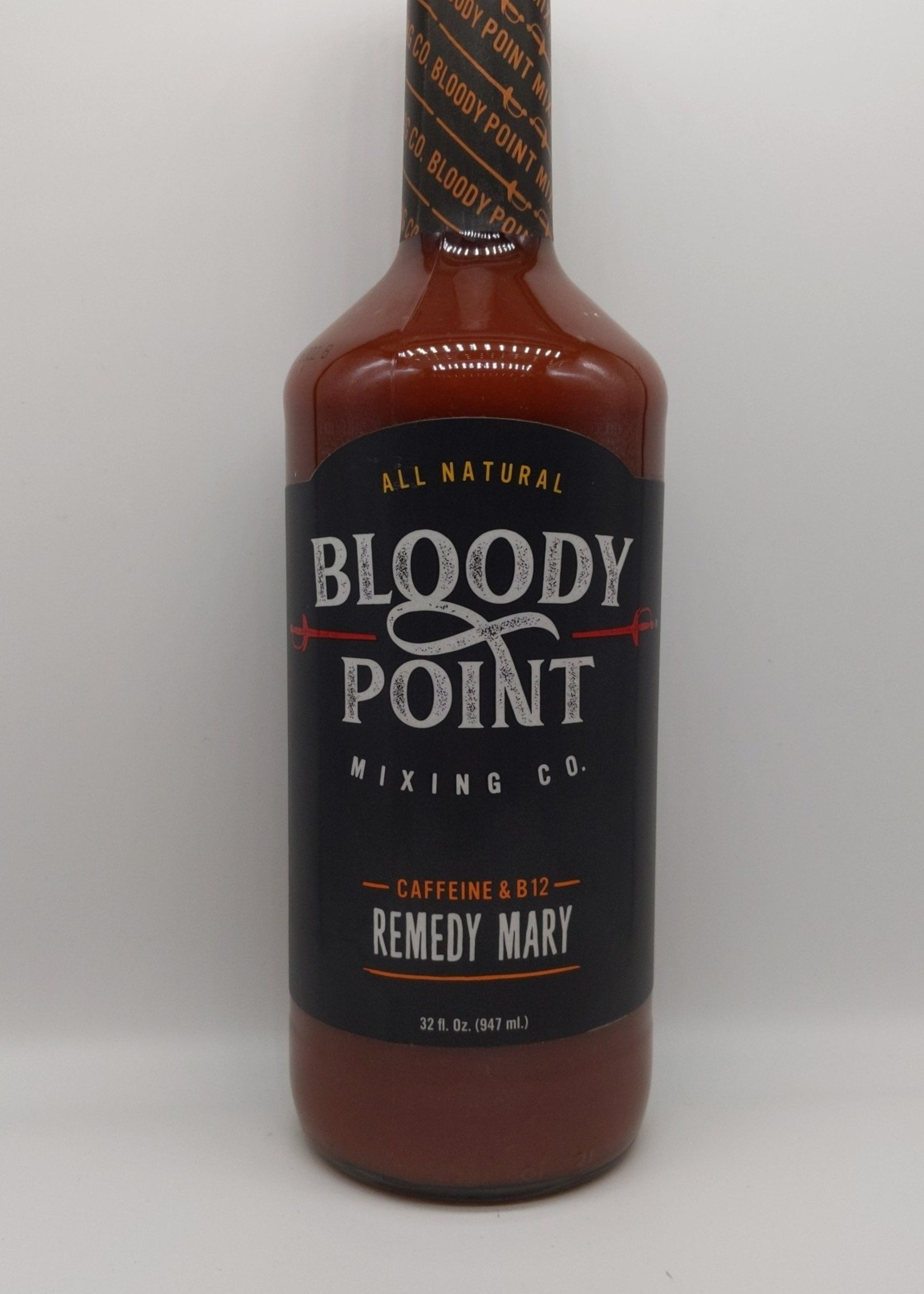 BLOODY POINT REMEDY MARY MIX 750ml