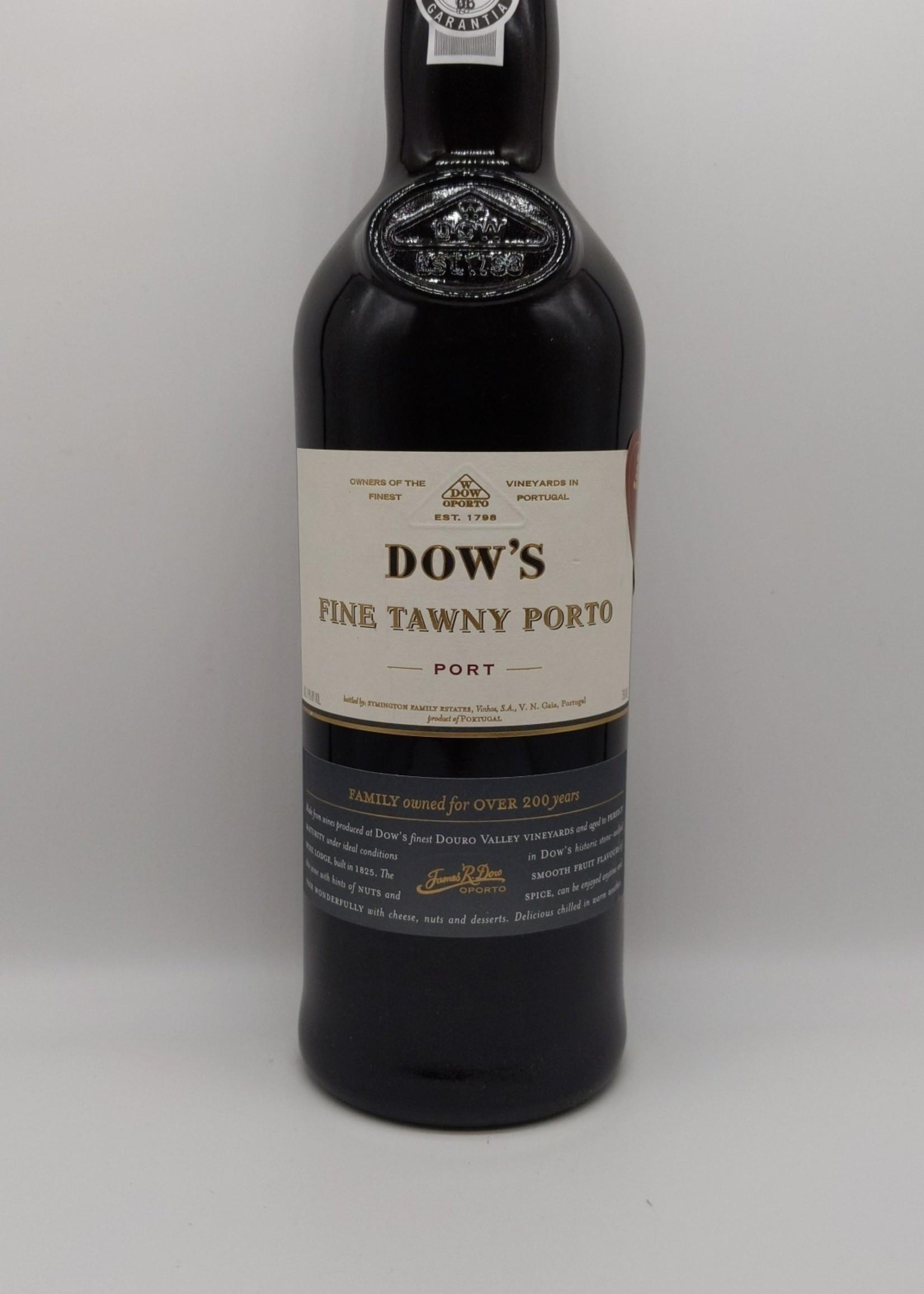 NV DOWS FINE TAWNY PORT 750ml