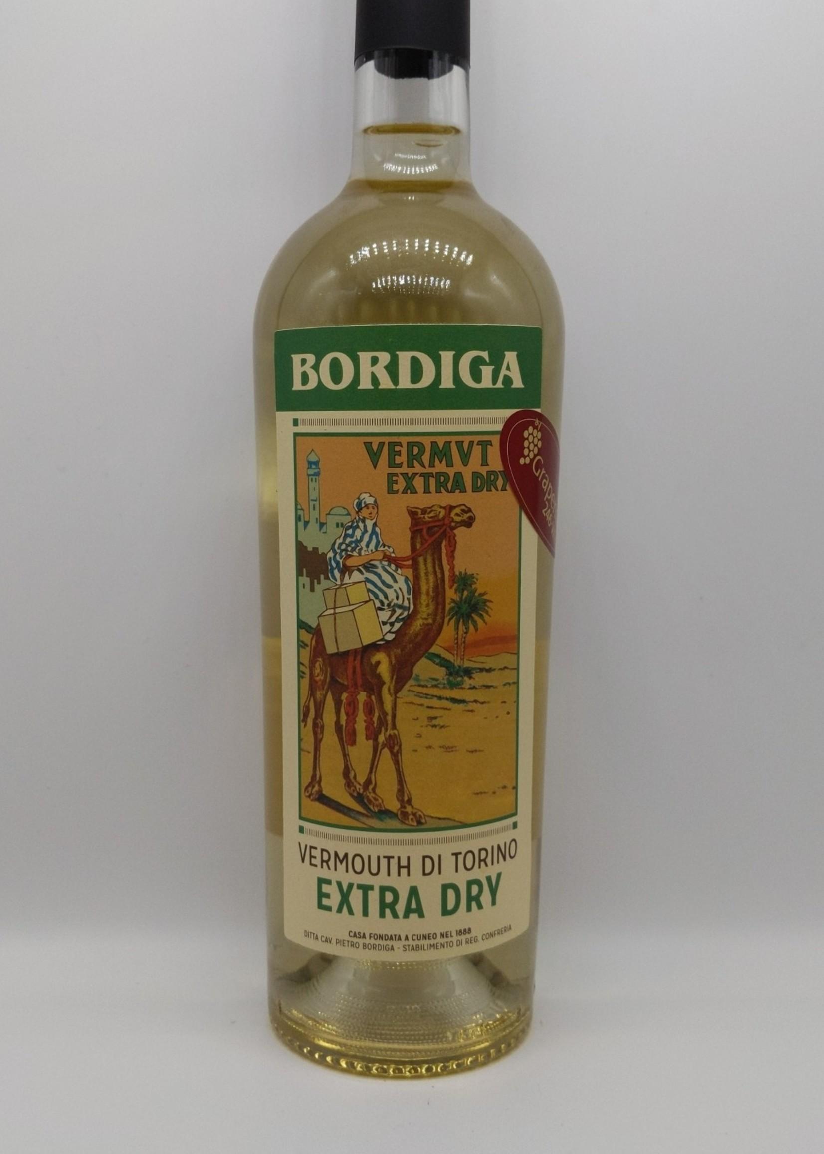 NV BORDIGA EXTRA DRY VERMOUTH 750ml