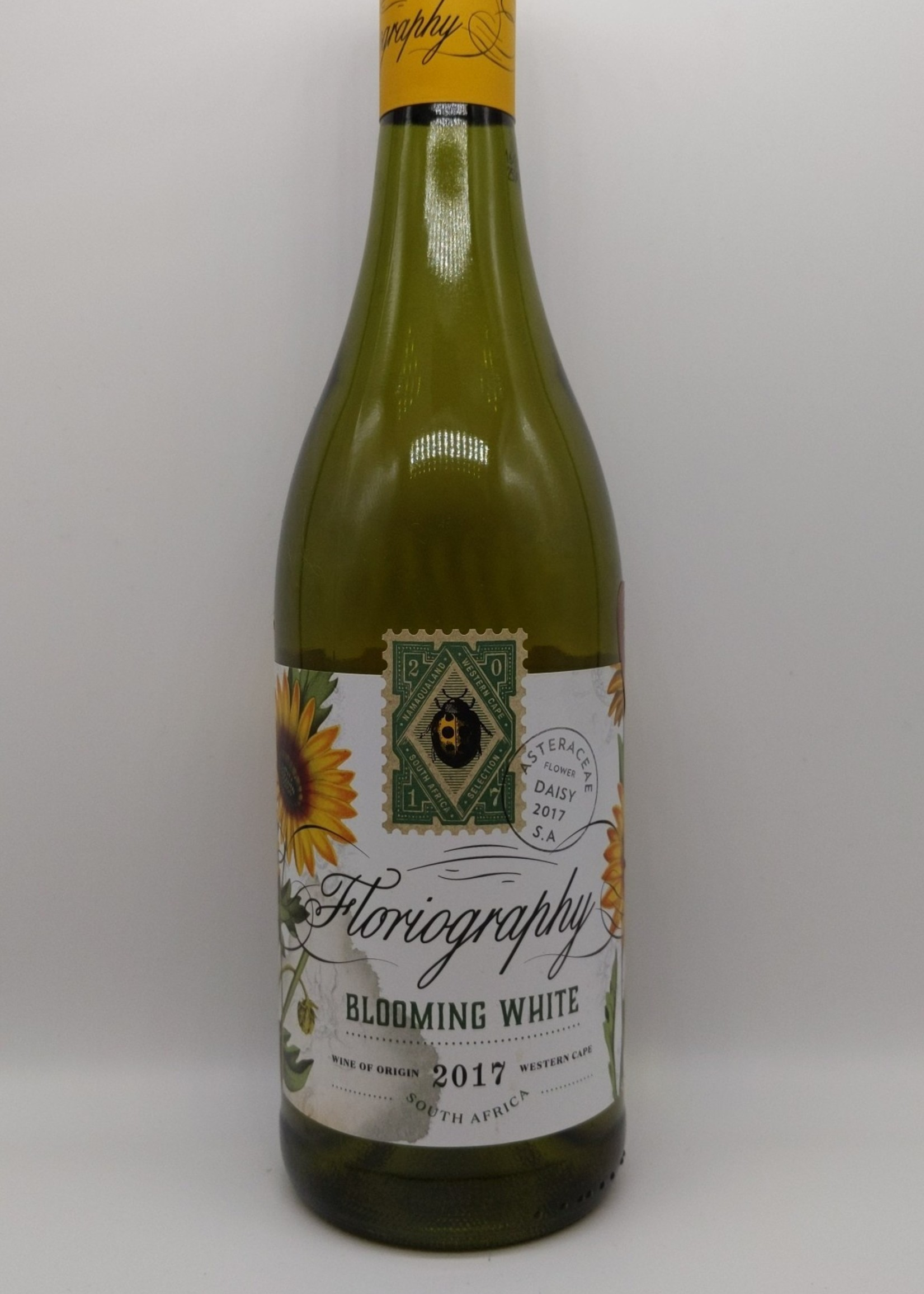 2017 FLORIOGRAPHY BLOOMING WHITE 750ml